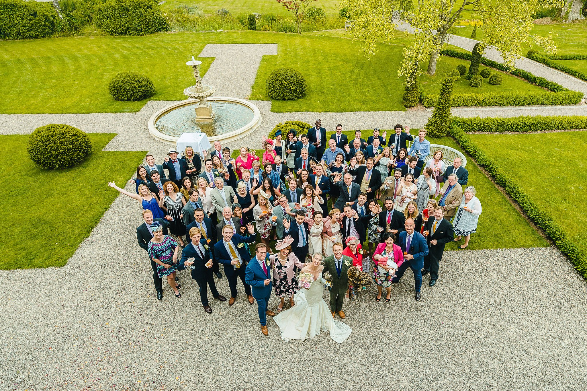 Lemore Manor Wedding Photographer | Hannah and Angus 62