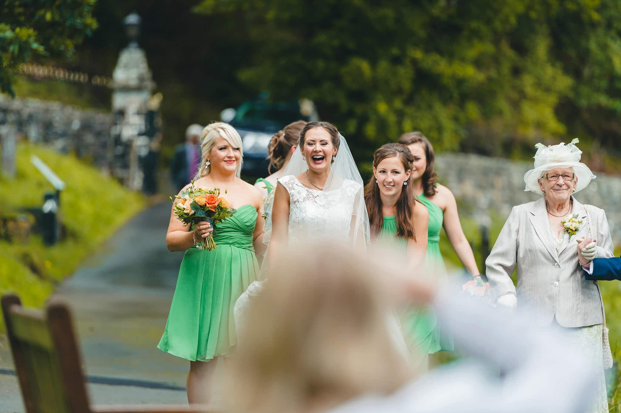 Wedding photography at Y Talbot Hotel in Tregaron, Wales   Tina + Phil 16