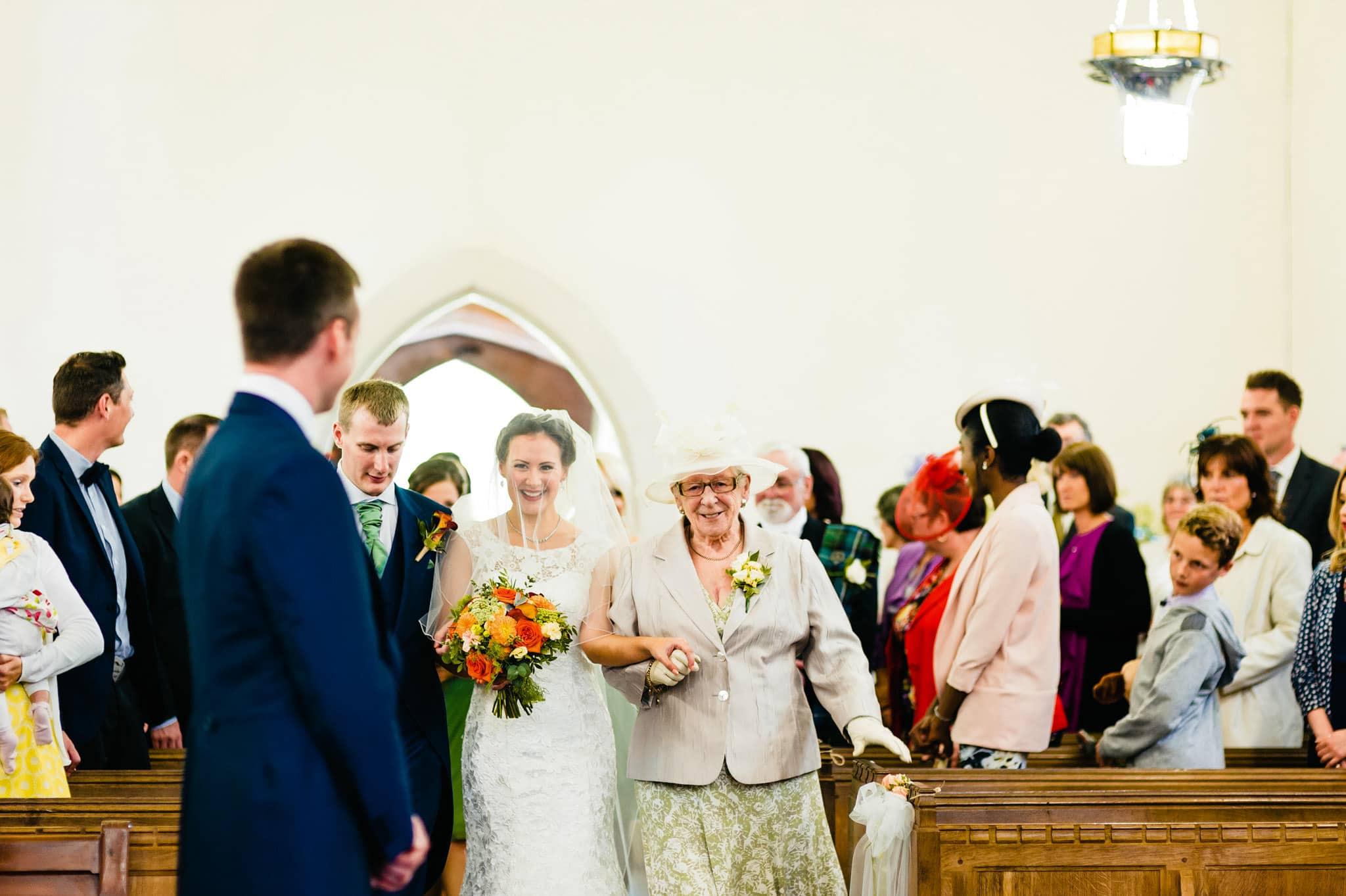 Wedding photography at Y Talbot Hotel in Tregaron, Wales   Tina + Phil 18