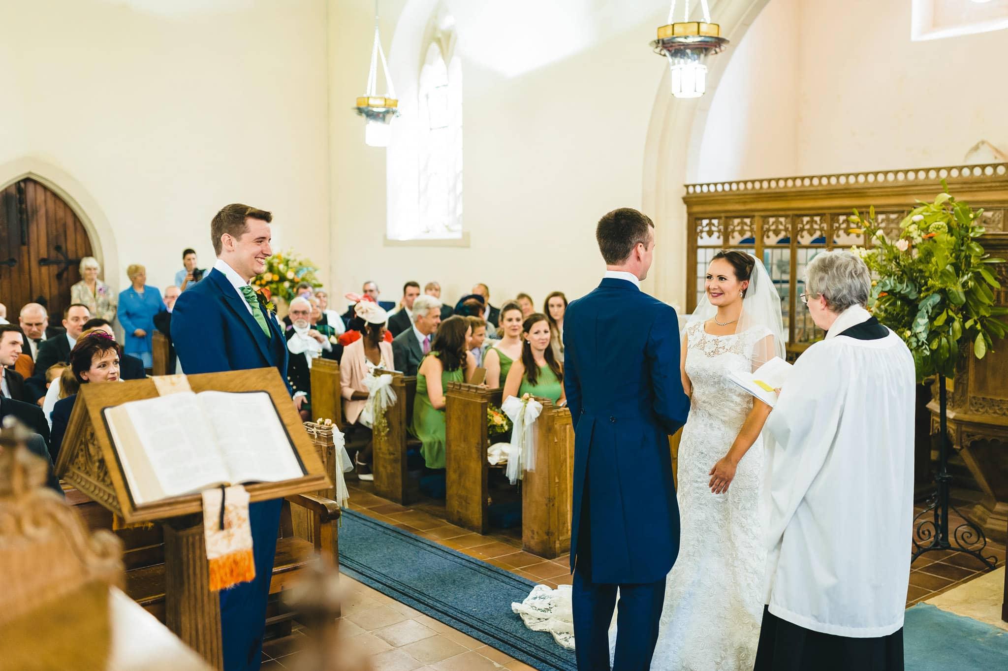 Wedding photography at Y Talbot Hotel in Tregaron, Wales   Tina + Phil 20