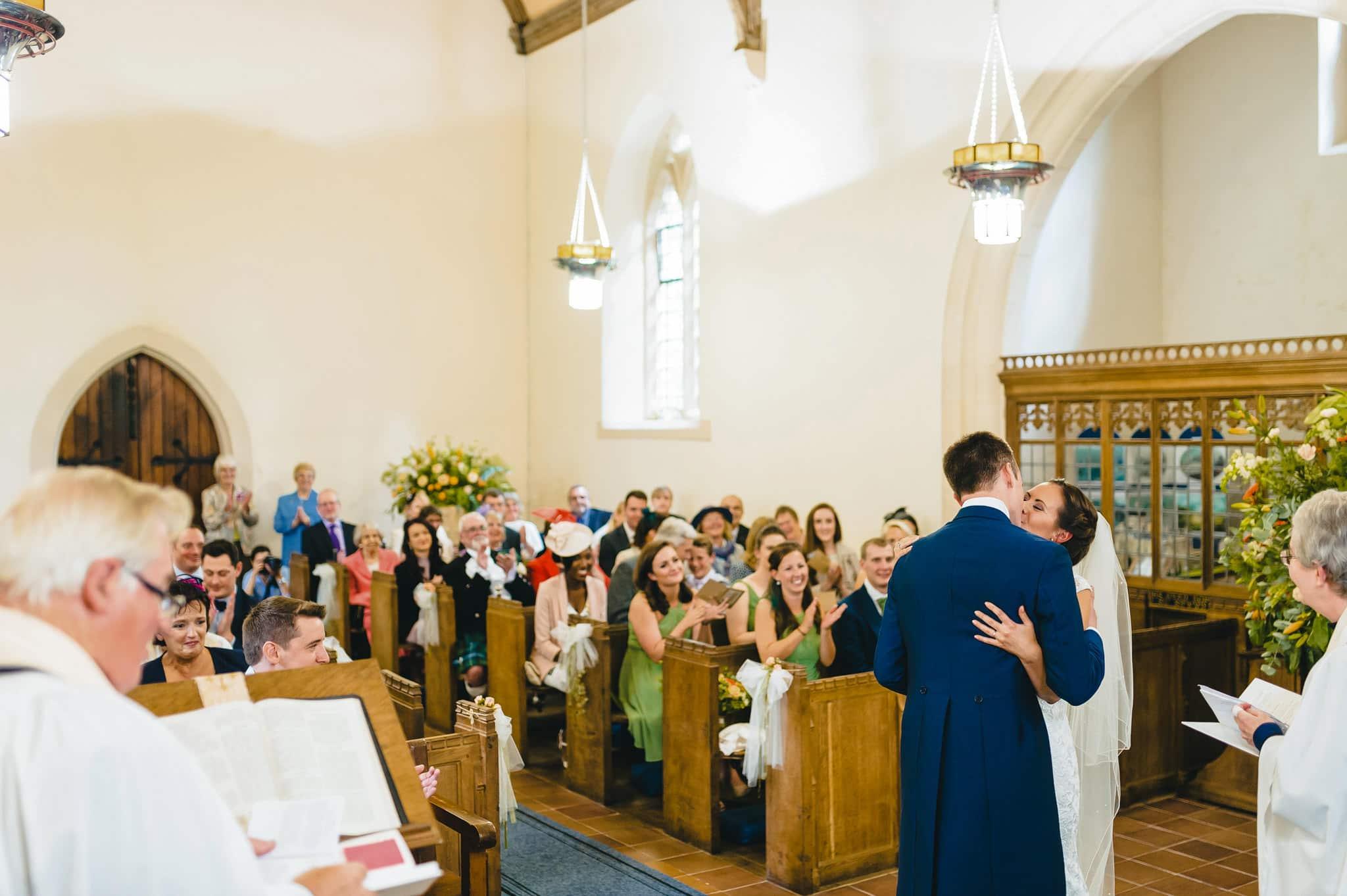 Wedding photography at Y Talbot Hotel in Tregaron, Wales   Tina + Phil 22