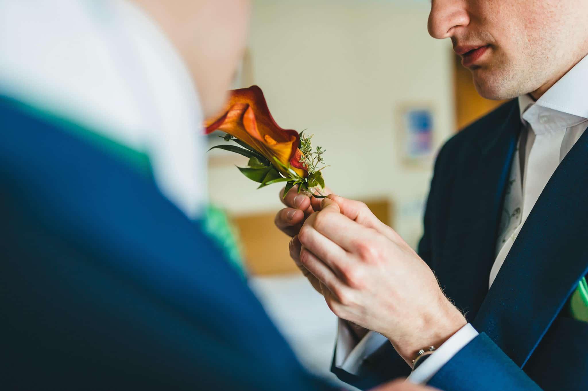 Wedding photography at Y Talbot Hotel in Tregaron, Wales   Tina + Phil 1