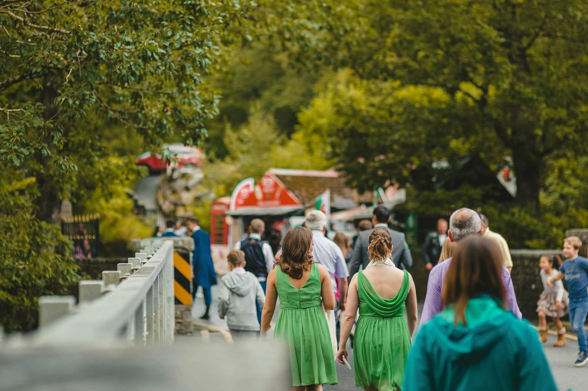 Wedding photography at Y Talbot Hotel in Tregaron, Wales   Tina + Phil 35