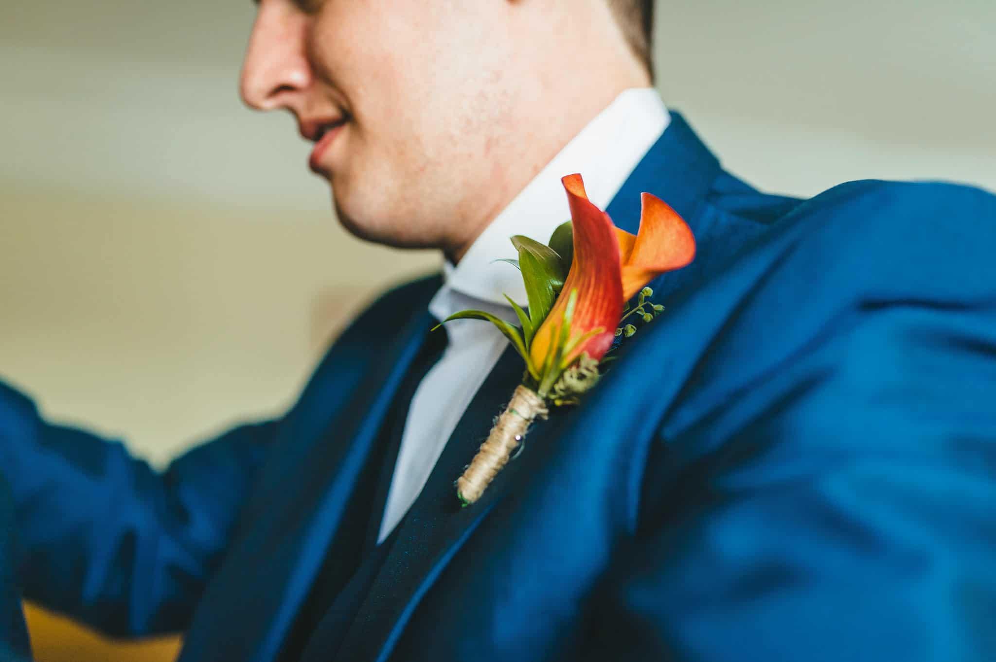 Wedding photography at Y Talbot Hotel in Tregaron, Wales   Tina + Phil 6