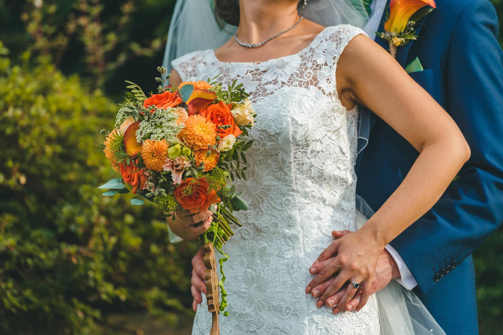 Wedding photography at Y Talbot Hotel in Tregaron, Wales   Tina + Phil 50