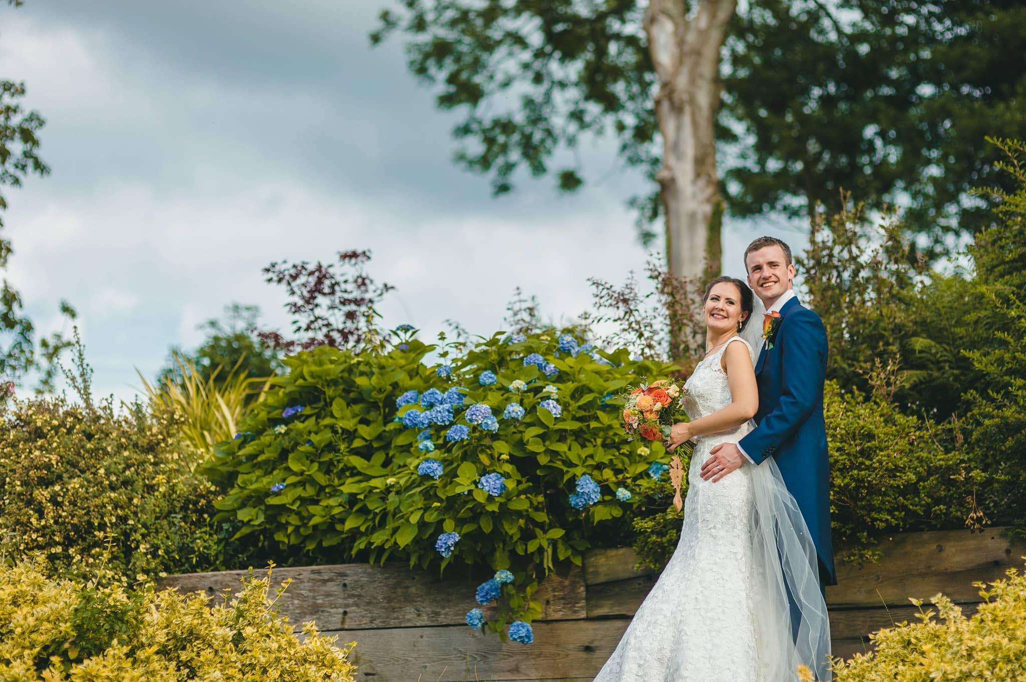 Wedding photography at Y Talbot Hotel in Tregaron, Wales   Tina + Phil 51