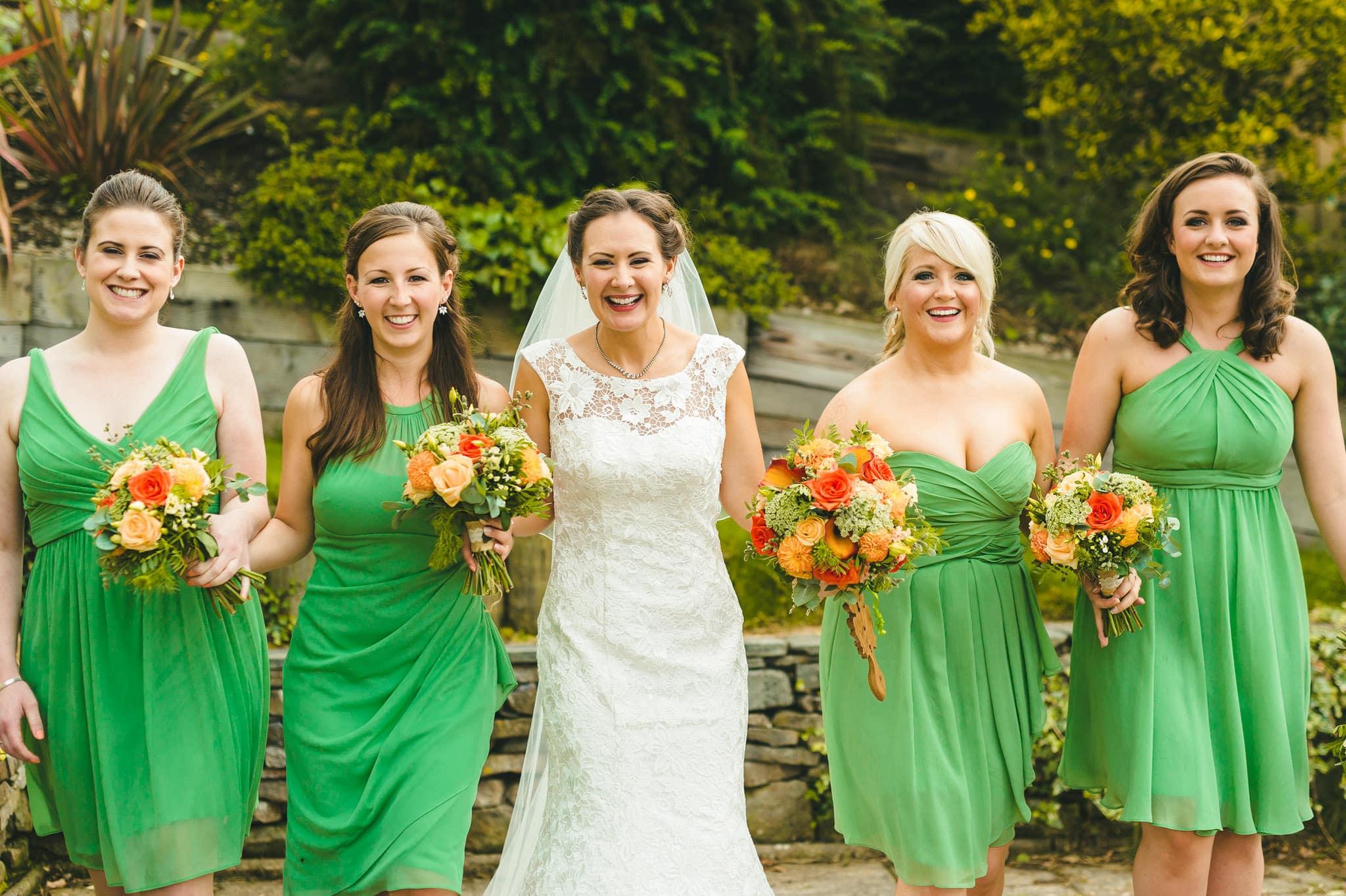 Wedding photography at Y Talbot Hotel in Tregaron, Wales   Tina + Phil 57