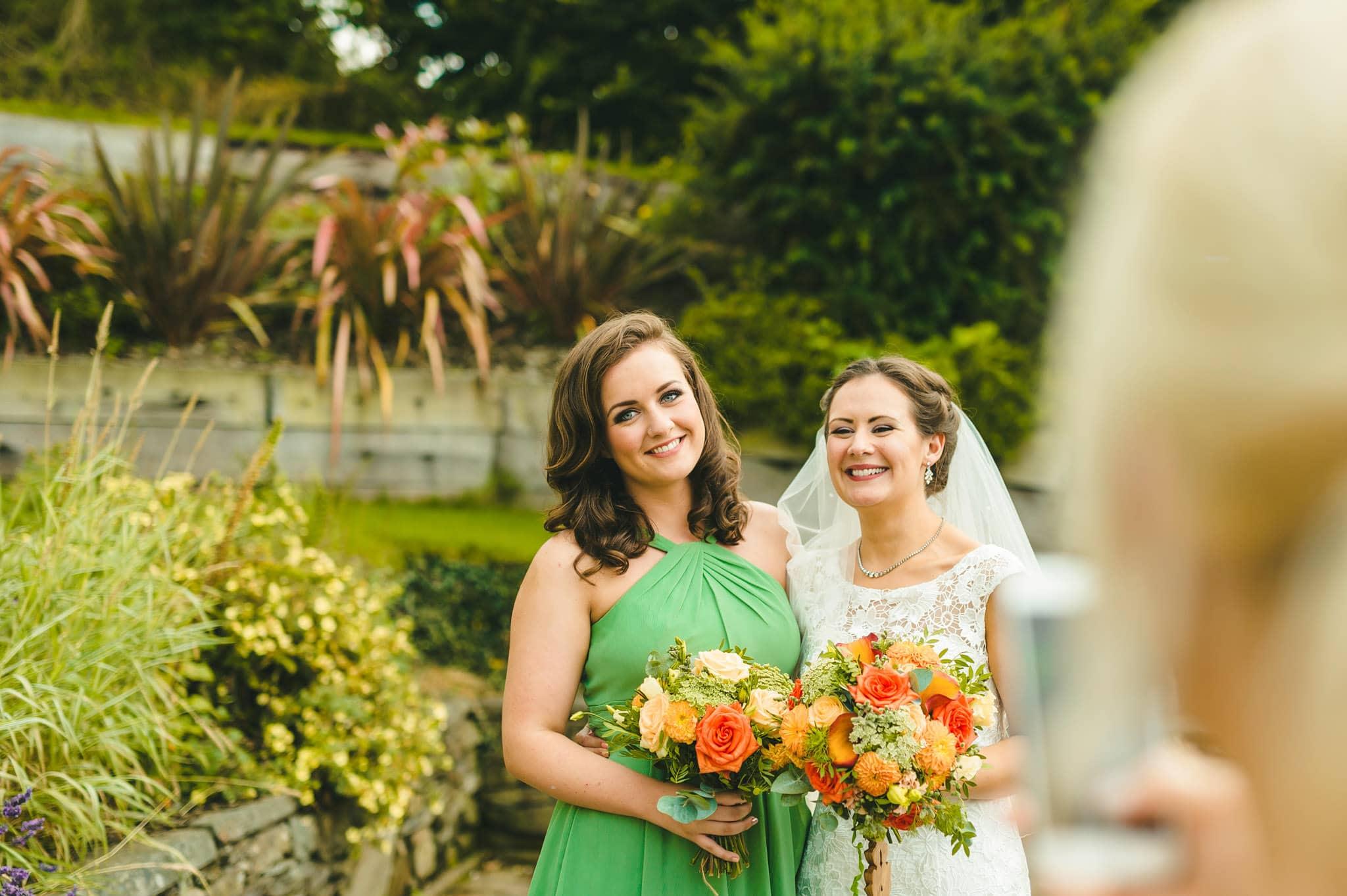 Wedding photography at Y Talbot Hotel in Tregaron, Wales   Tina + Phil 58