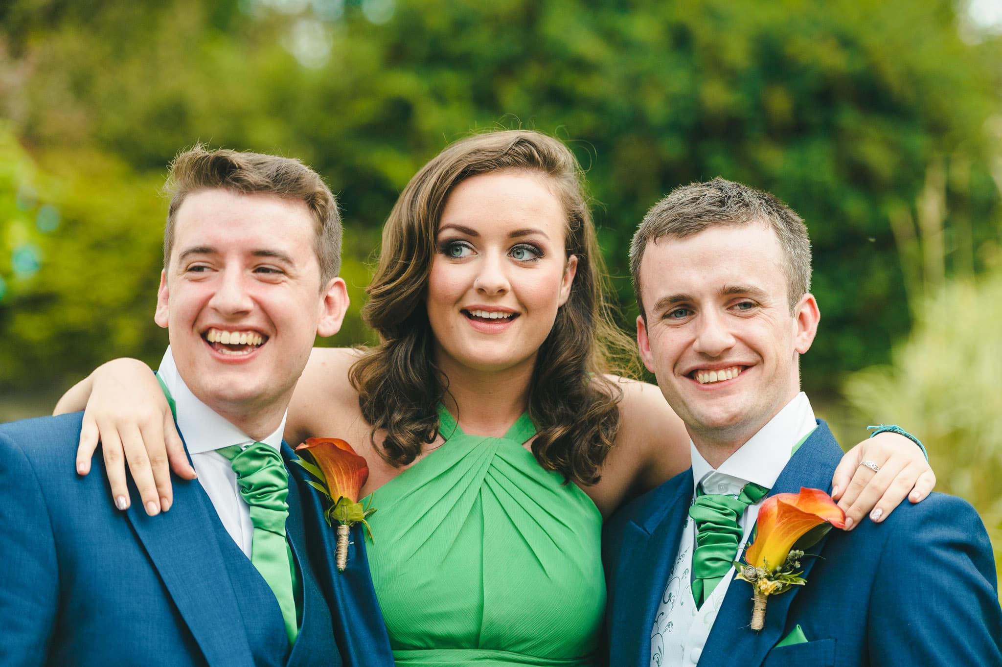 Wedding photography at Y Talbot Hotel in Tregaron, Wales   Tina + Phil 59