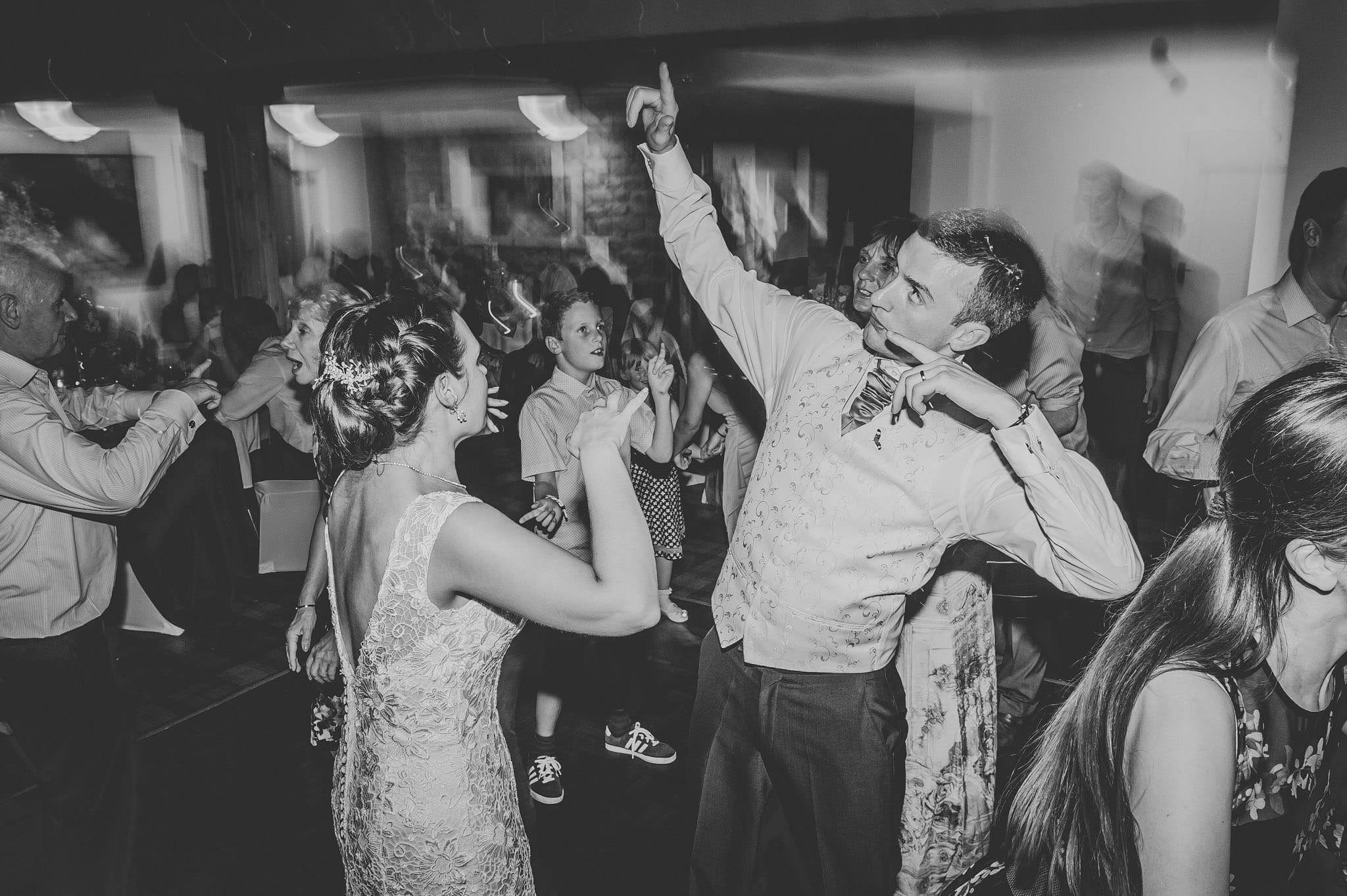 Wedding photography at Y Talbot Hotel in Tregaron, Wales   Tina + Phil 66