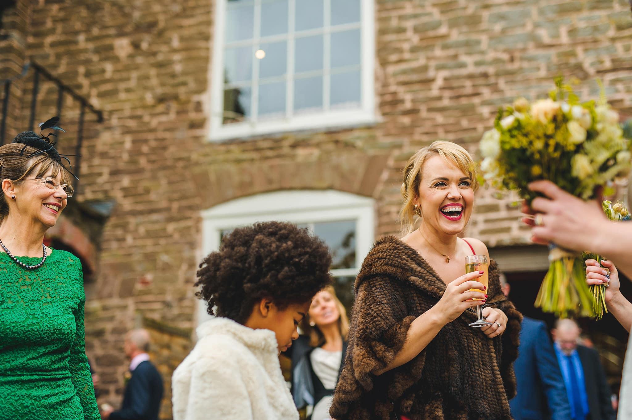 Dewsall Court wedding photography Herefordshire | Laura + Alex 70