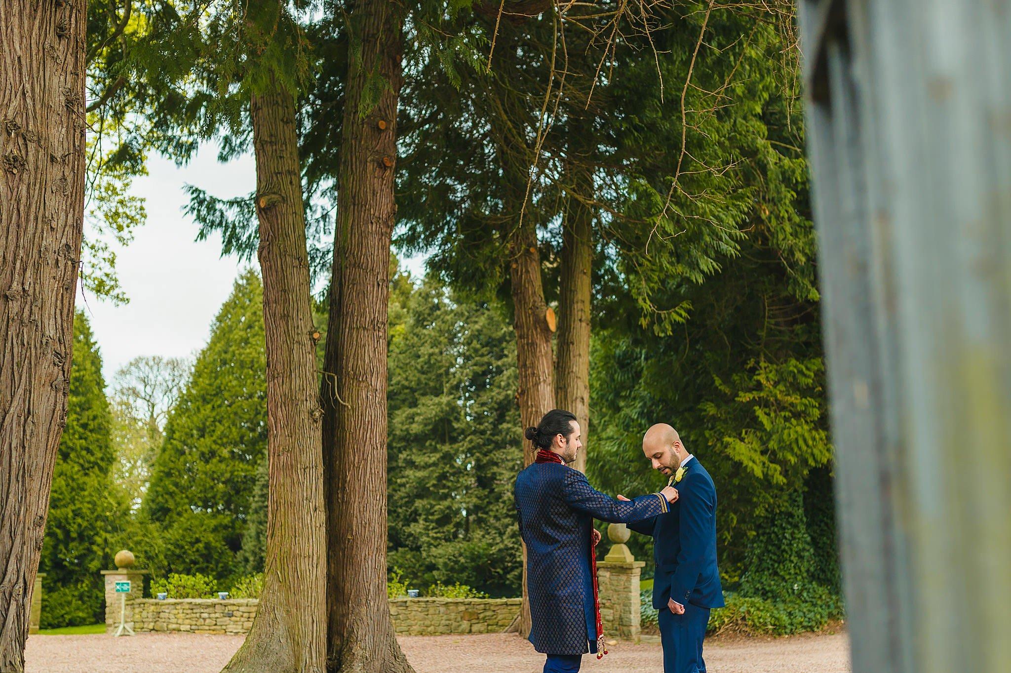 Sheena + Lee | Birtsmorton Court Wedding 89