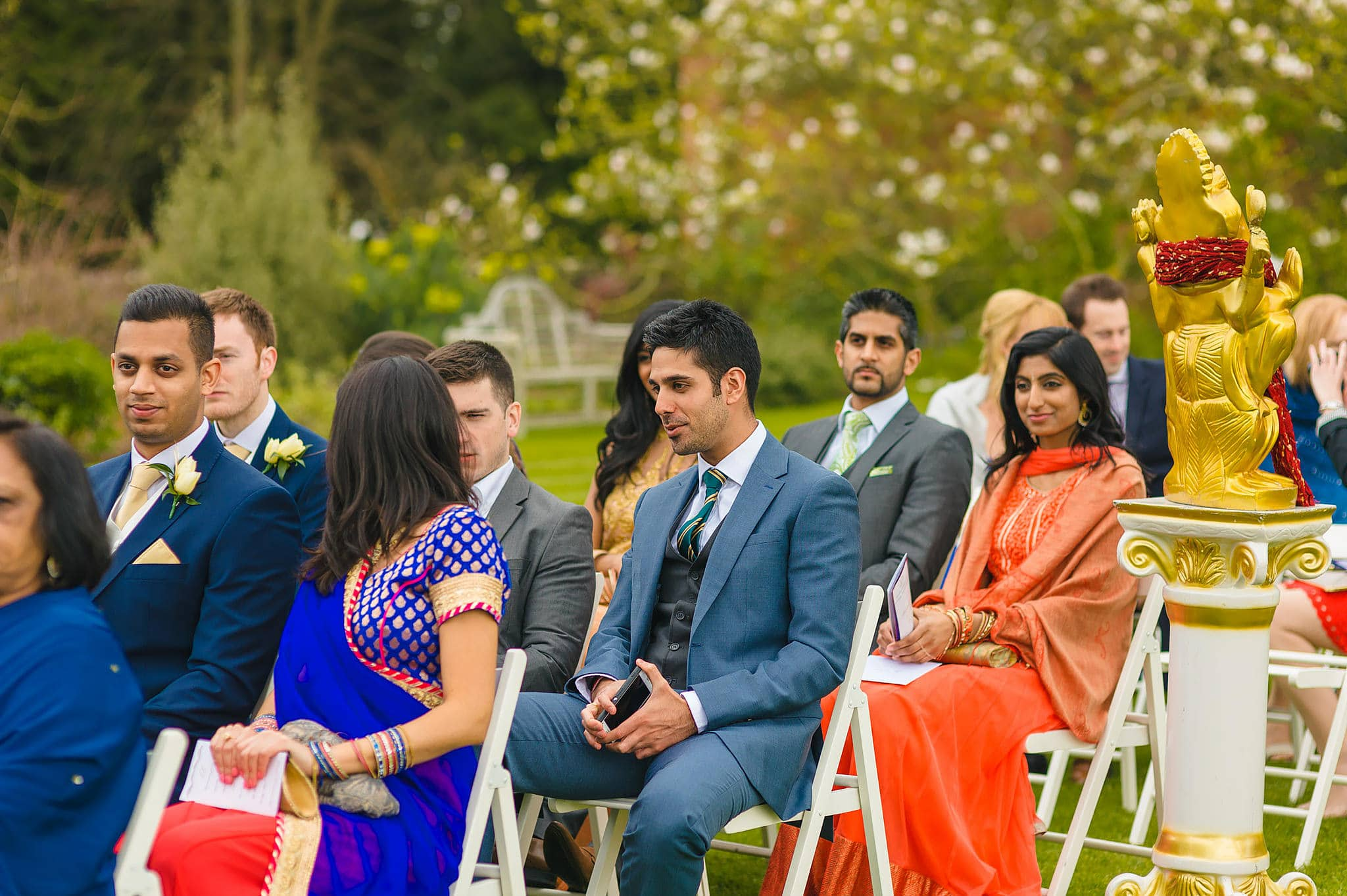 Sheena + Lee | Birtsmorton Court Wedding 88