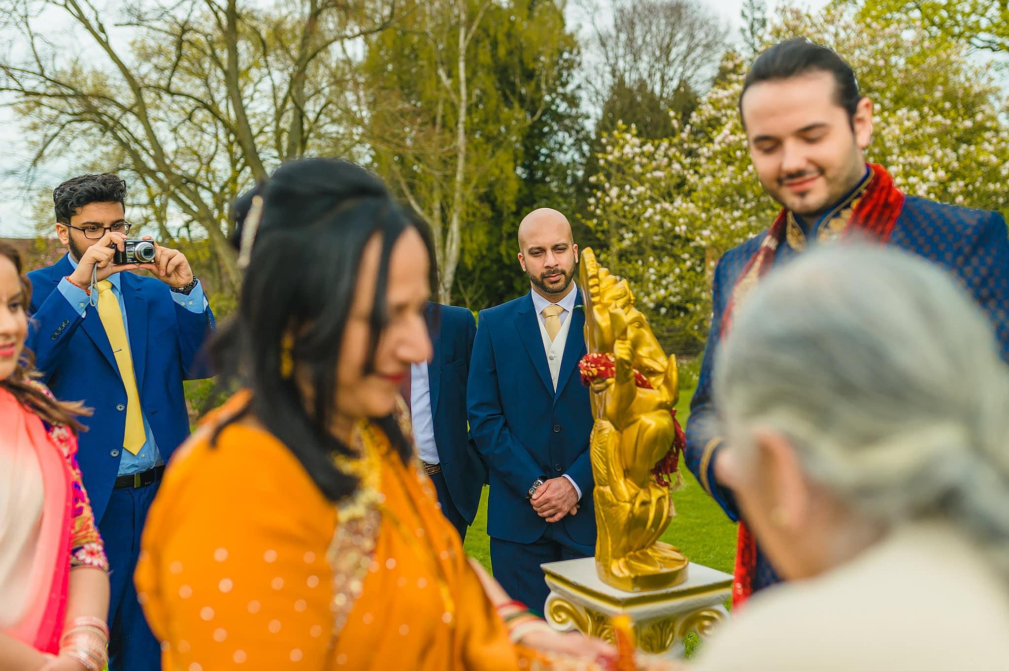 Sheena + Lee | Birtsmorton Court Wedding 107