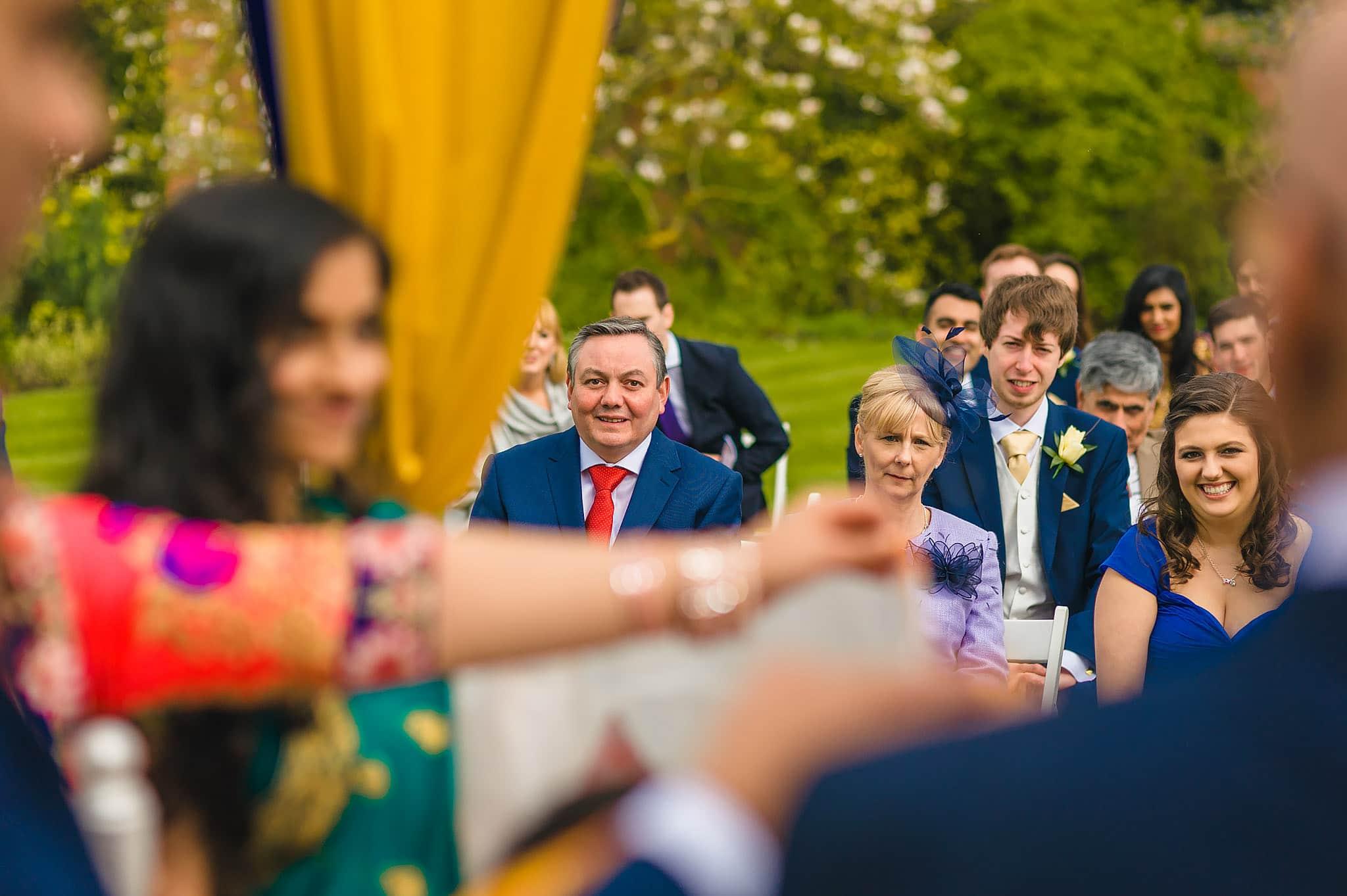 Sheena + Lee | Birtsmorton Court Wedding 127
