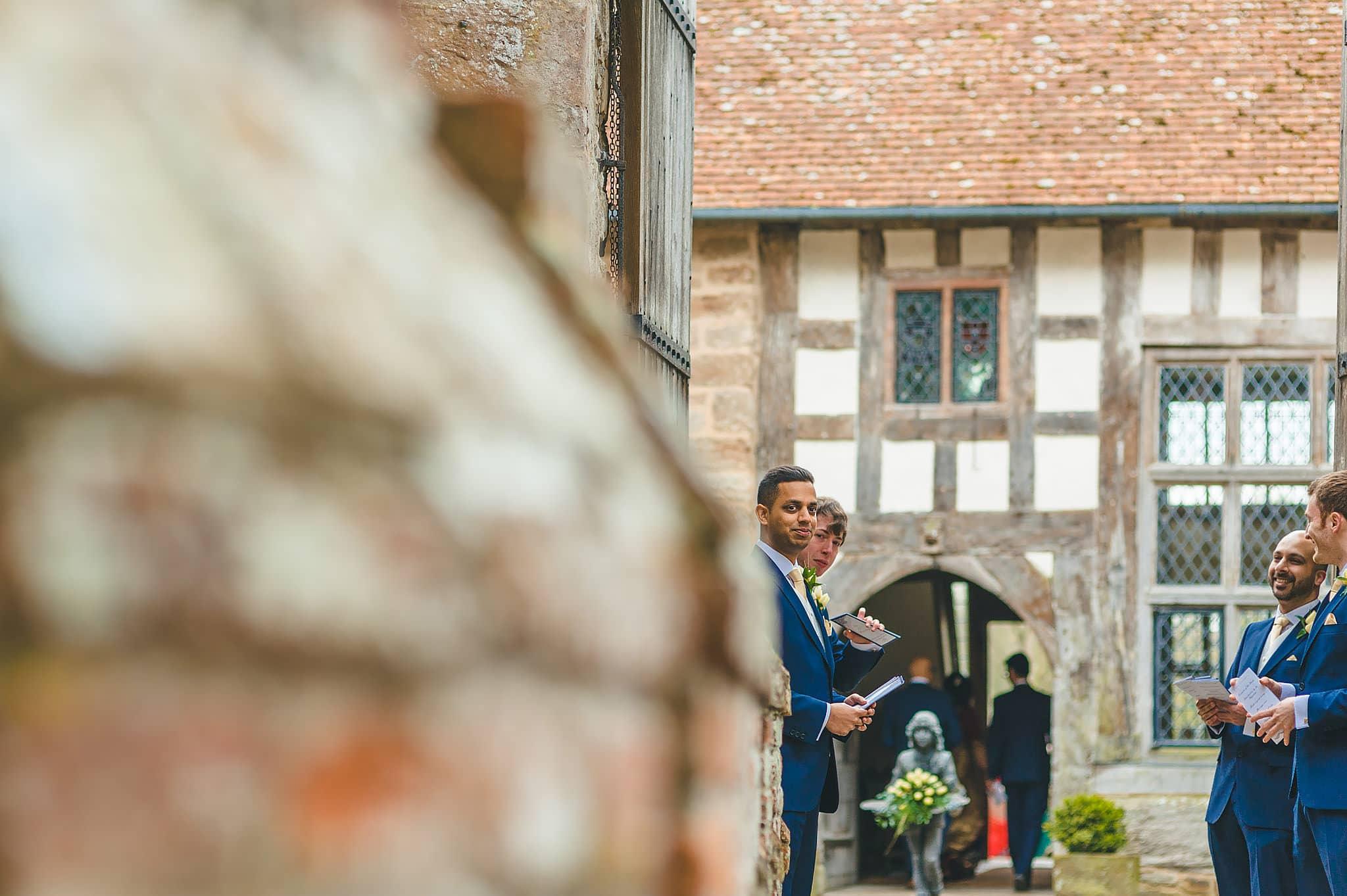 Sheena + Lee | Birtsmorton Court Wedding 15