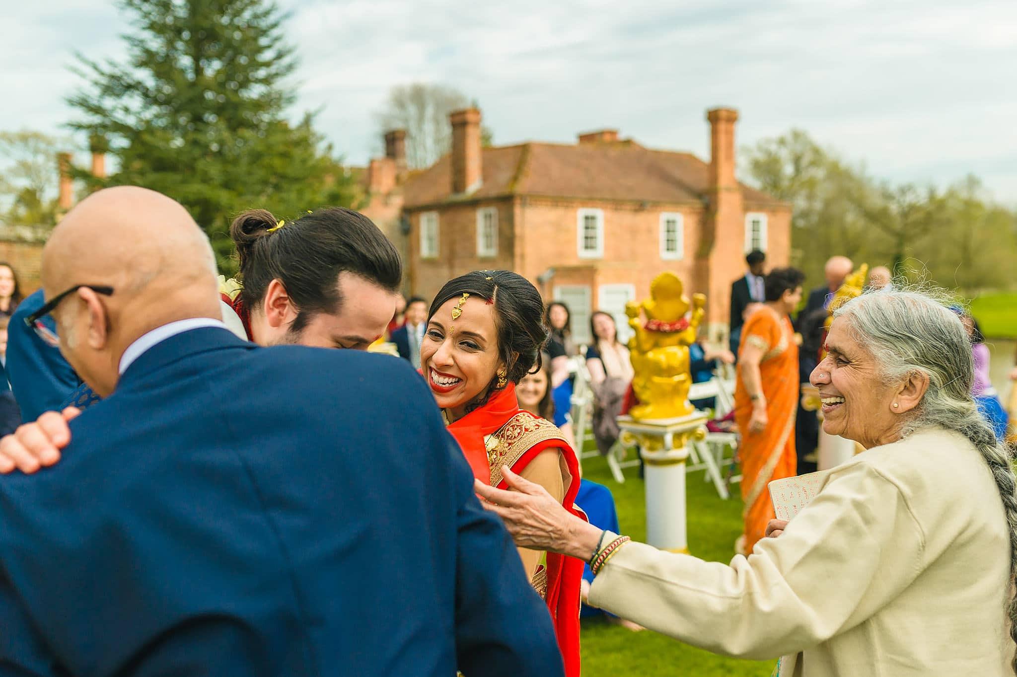 Sheena + Lee | Birtsmorton Court Wedding 158