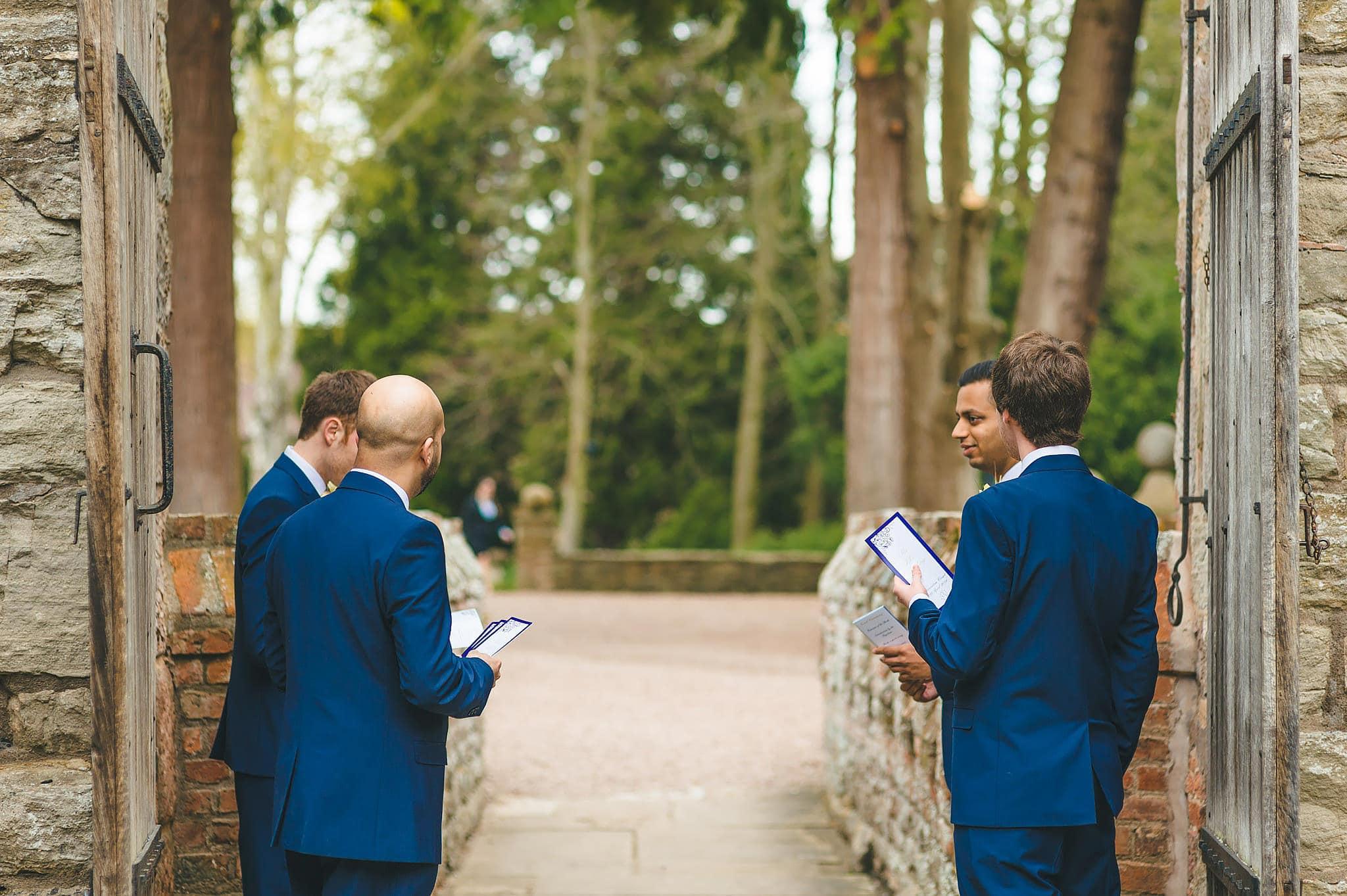 Sheena + Lee | Birtsmorton Court Wedding 5
