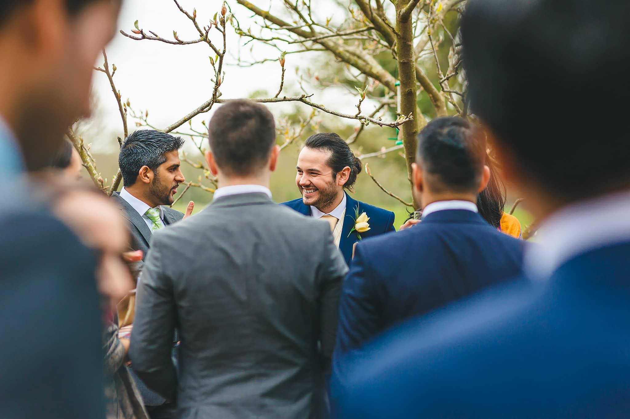 Sheena + Lee | Birtsmorton Court Wedding 7