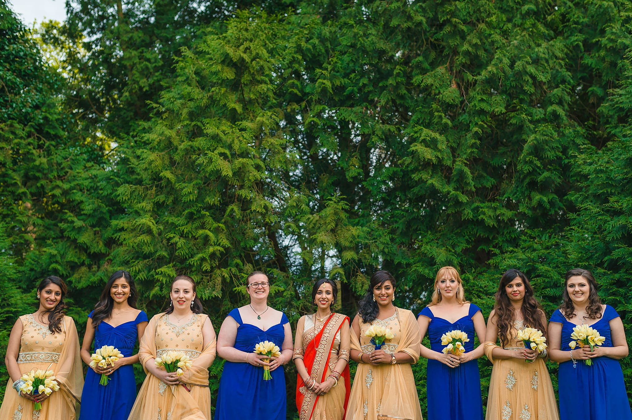 Sheena + Lee | Birtsmorton Court Wedding 178