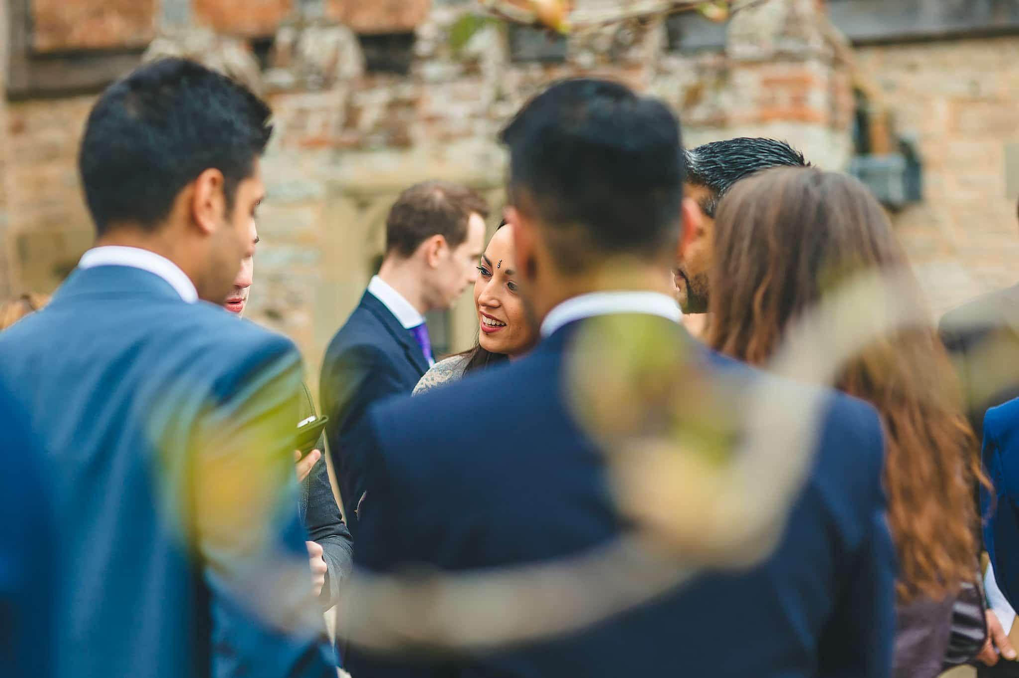 Sheena + Lee | Birtsmorton Court Wedding 17