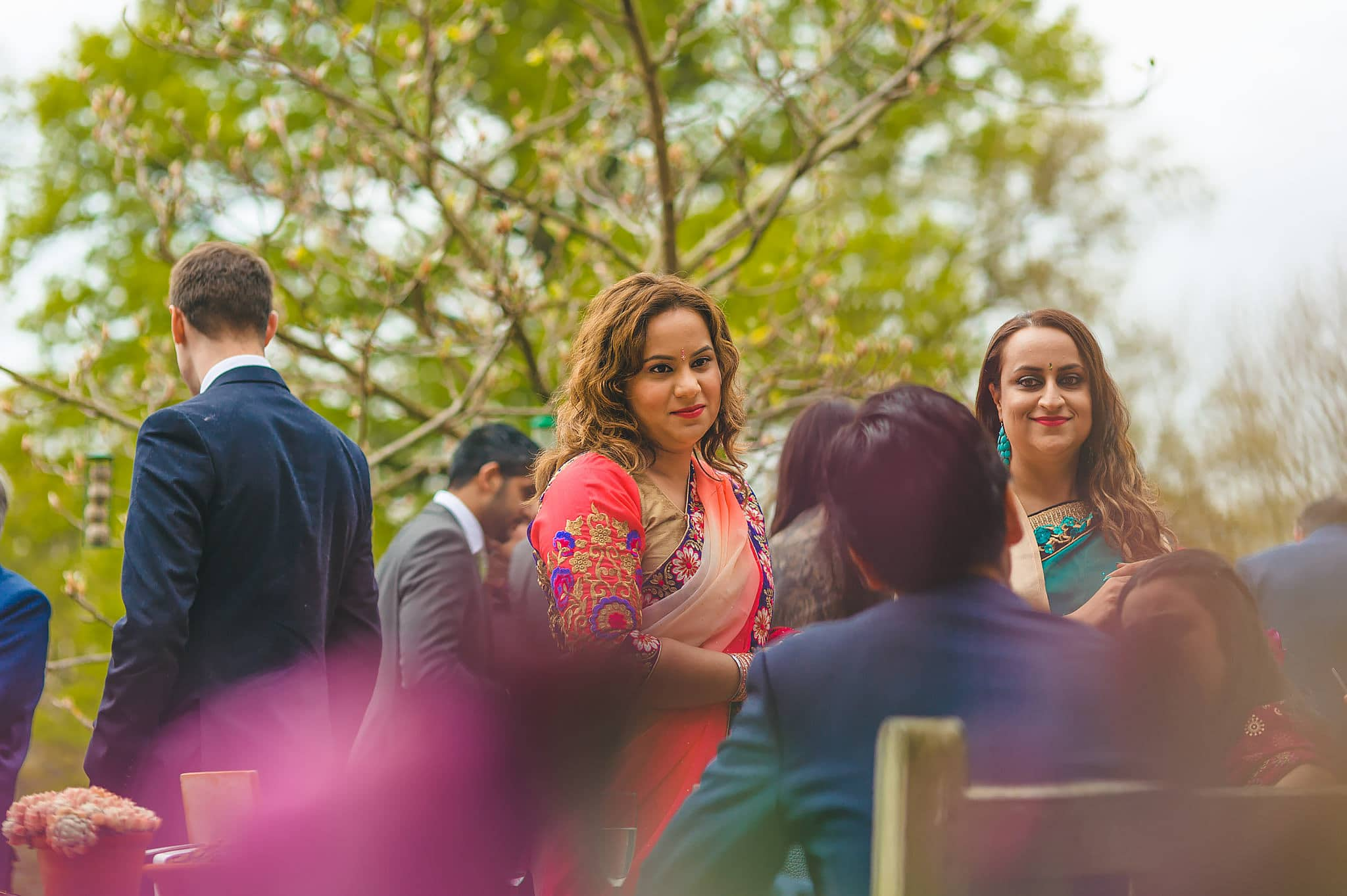 Sheena + Lee | Birtsmorton Court Wedding 19