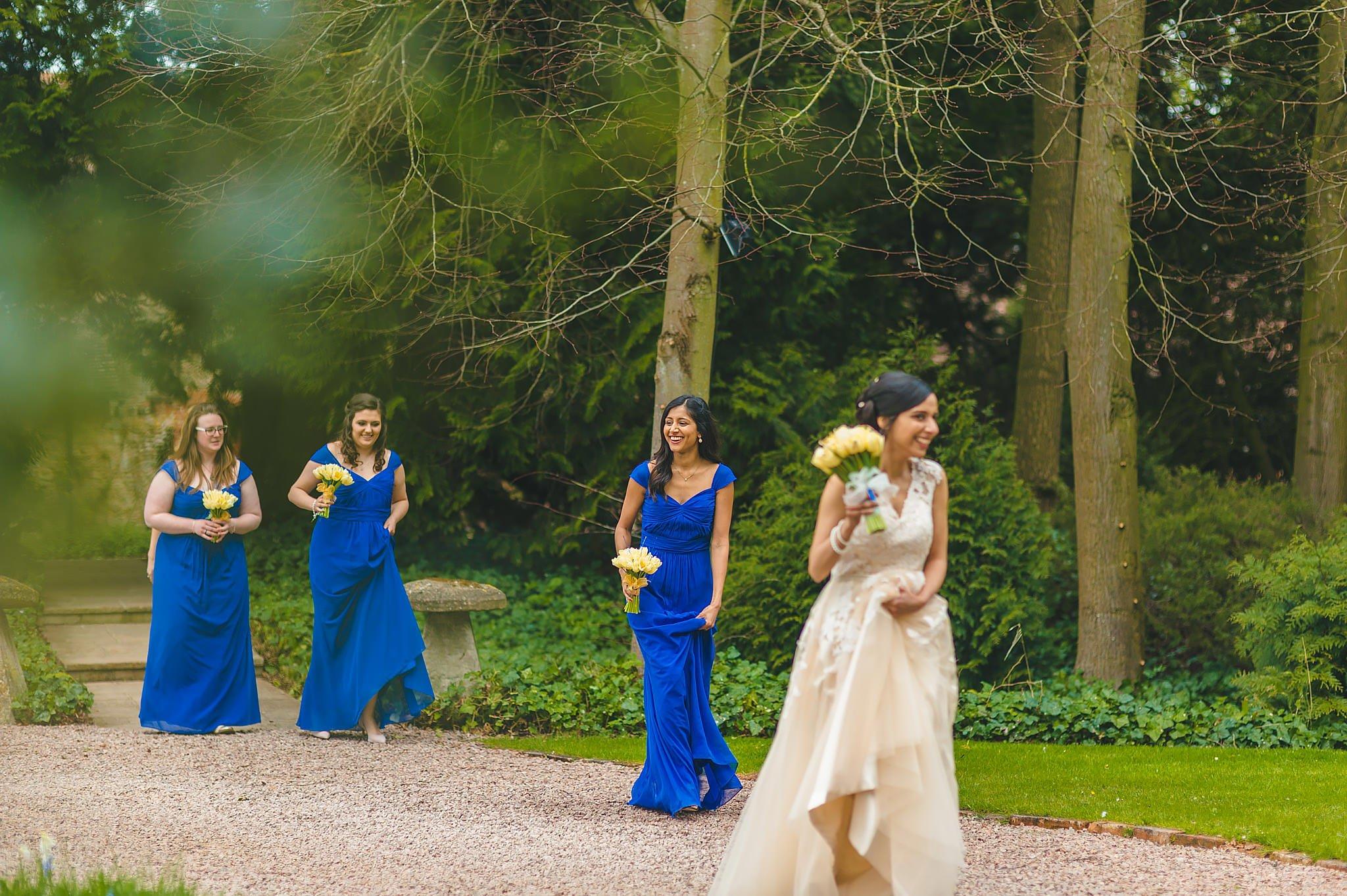 Sheena + Lee | Birtsmorton Court Wedding 26