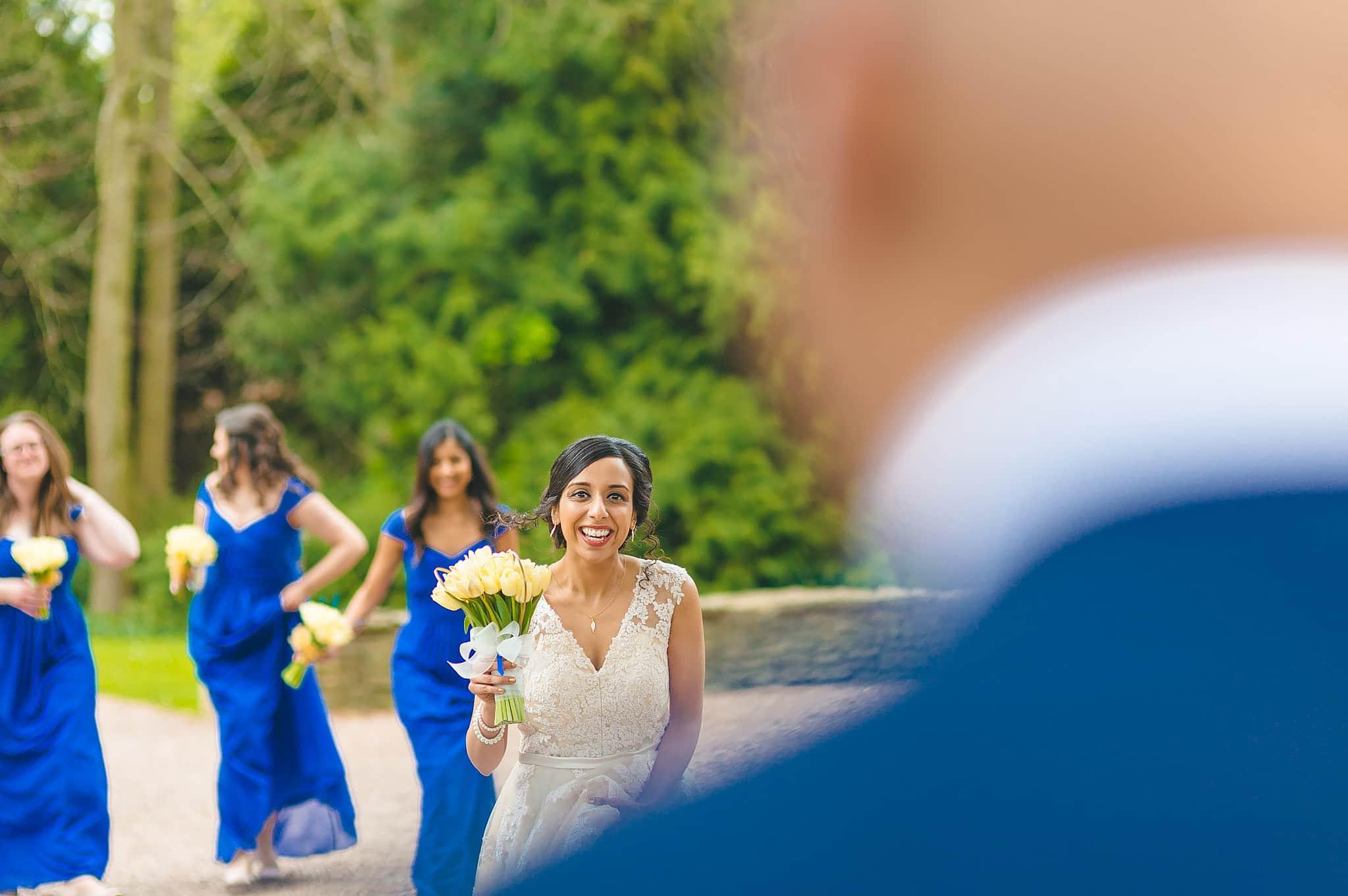 Sheena + Lee | Birtsmorton Court Wedding 28