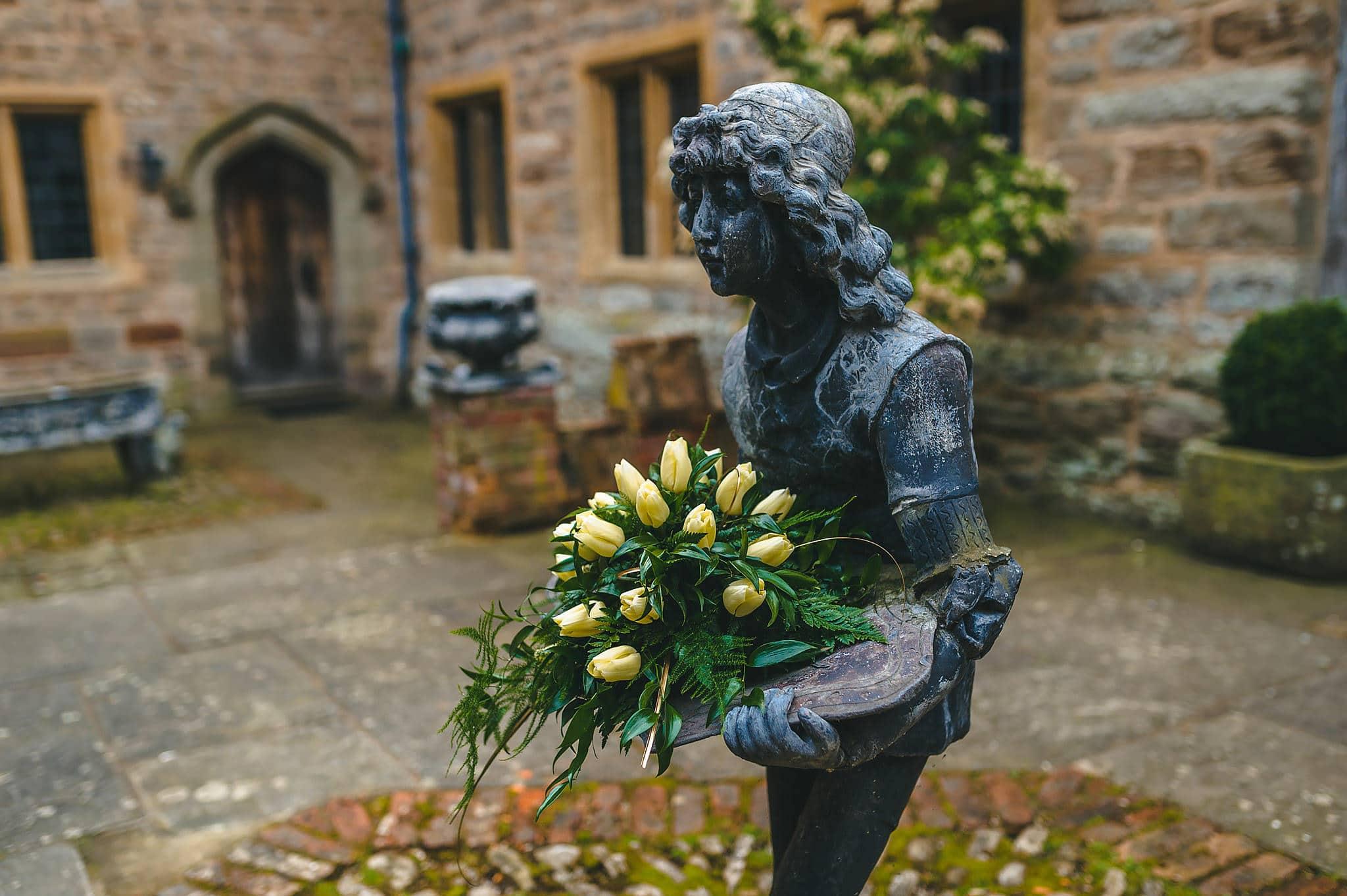 Sheena + Lee | Birtsmorton Court Wedding 16