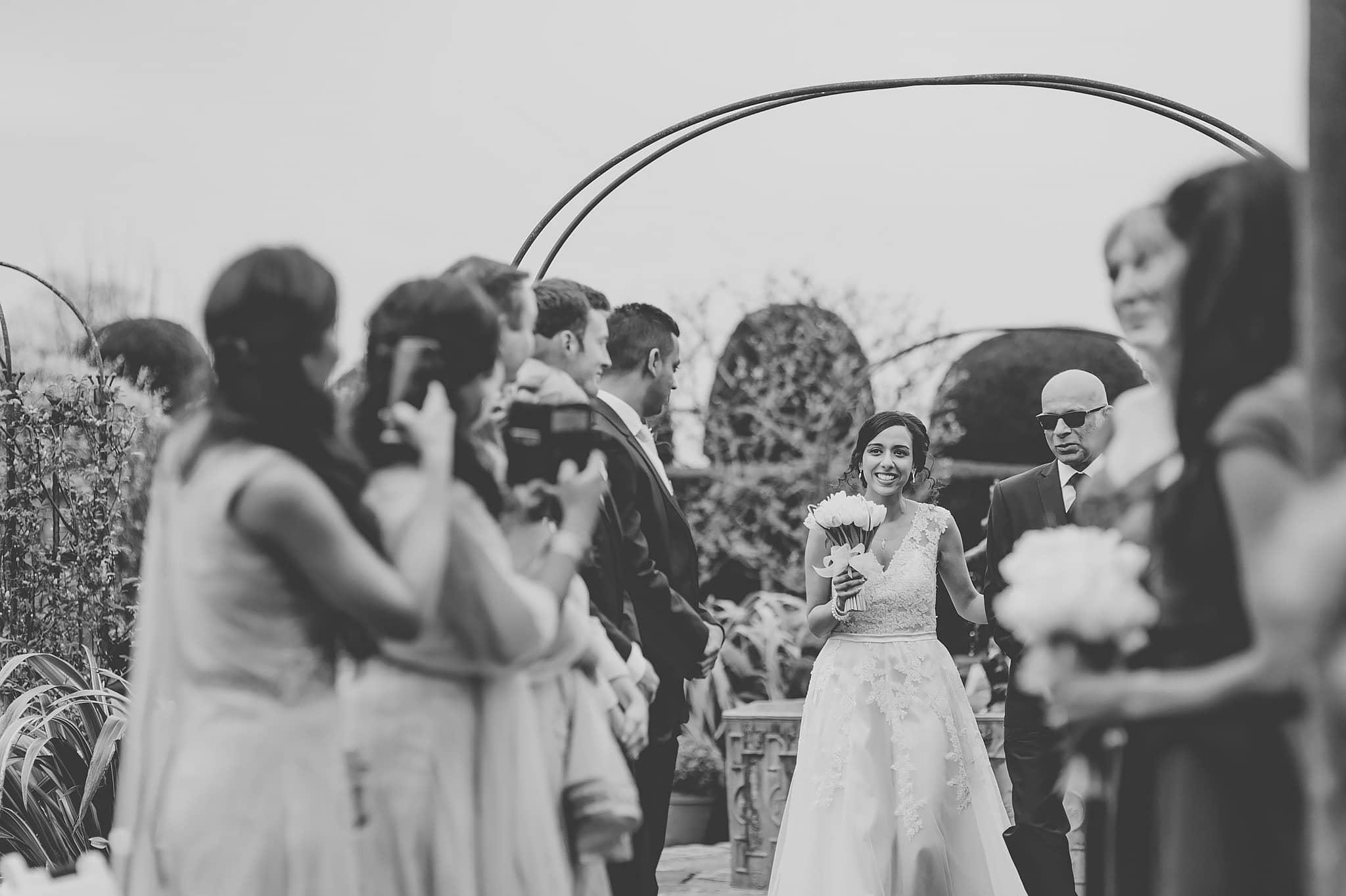 Sheena + Lee | Birtsmorton Court Wedding 33