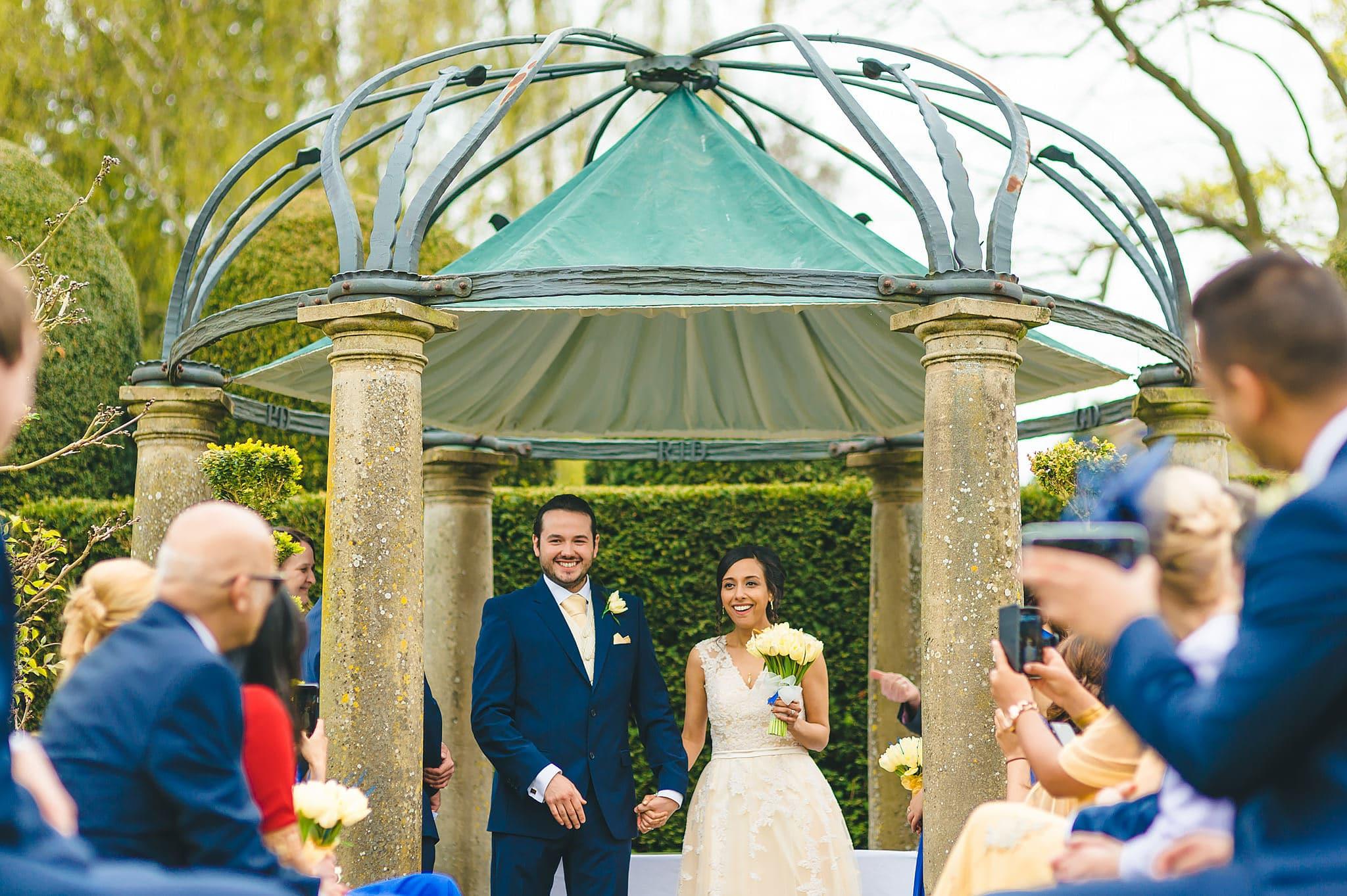 Sheena + Lee | Birtsmorton Court Wedding 48