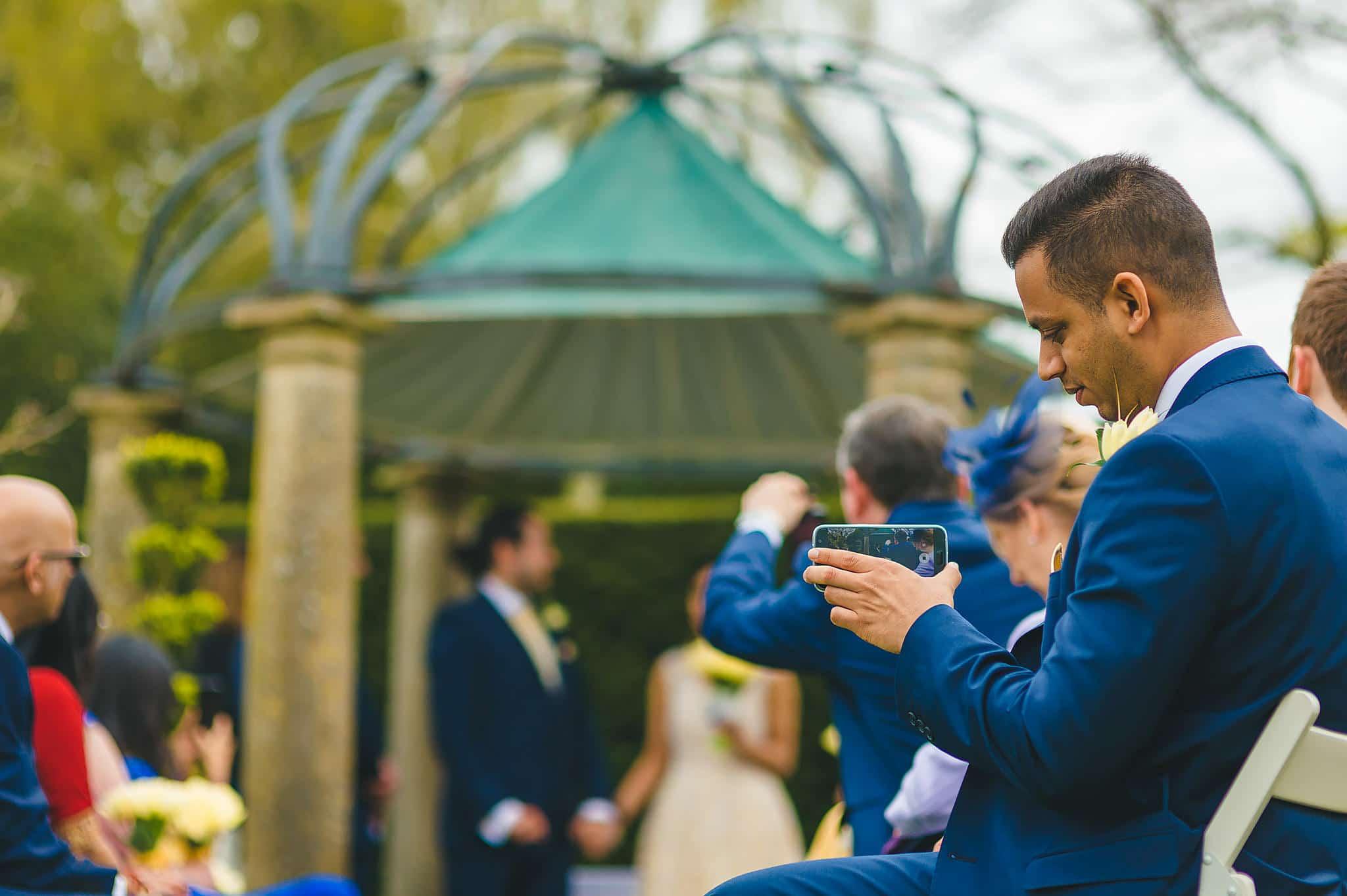 Sheena + Lee | Birtsmorton Court Wedding 47
