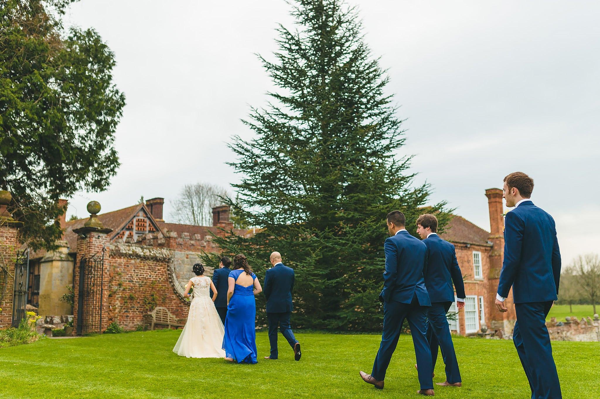 Sheena + Lee | Birtsmorton Court Wedding 50