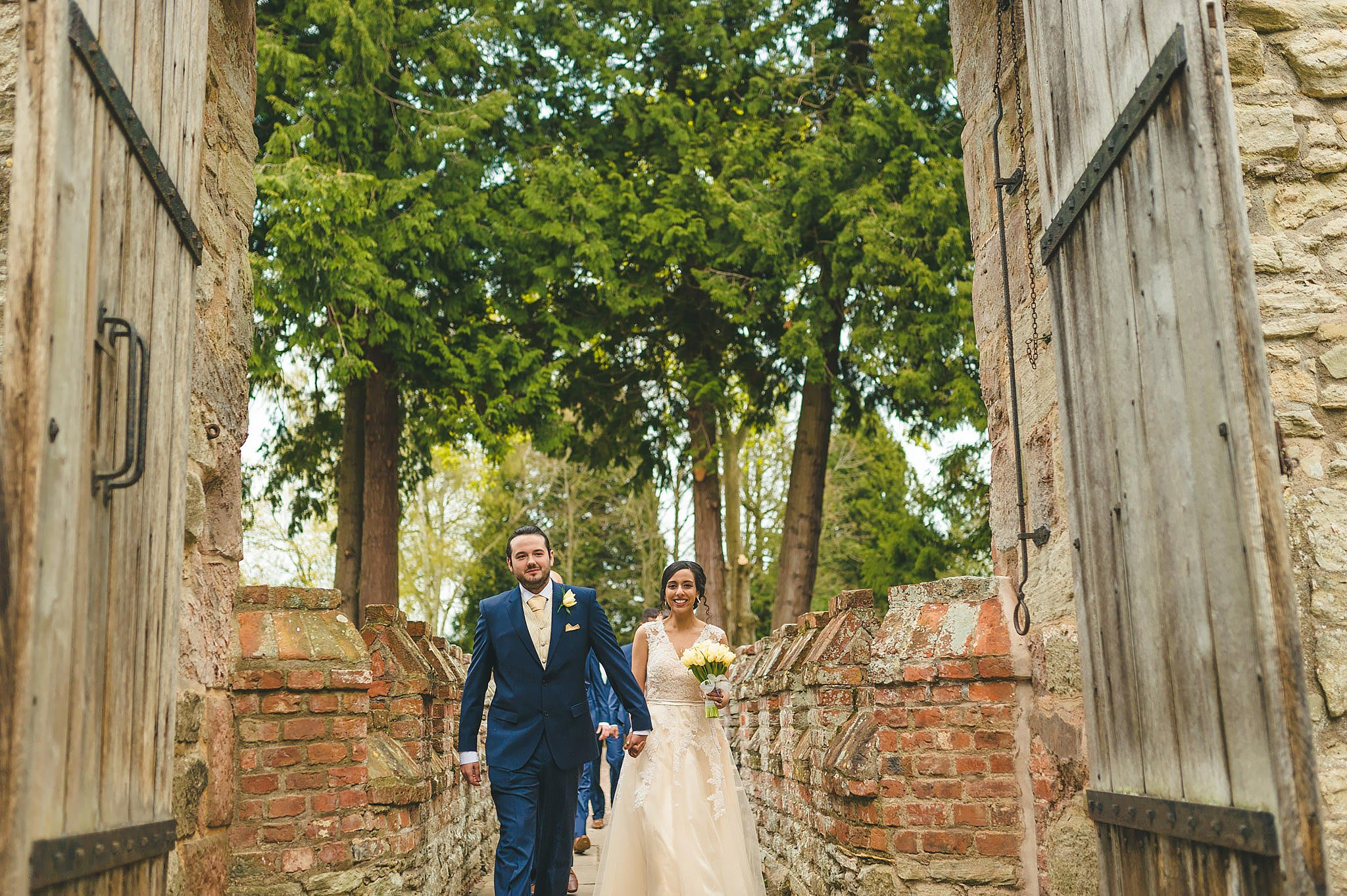Sheena + Lee | Birtsmorton Court Wedding 53