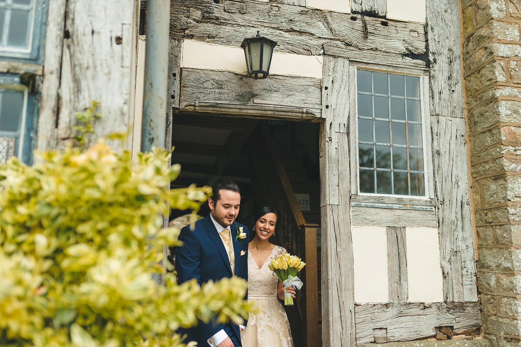 Sheena + Lee | Birtsmorton Court Wedding 55
