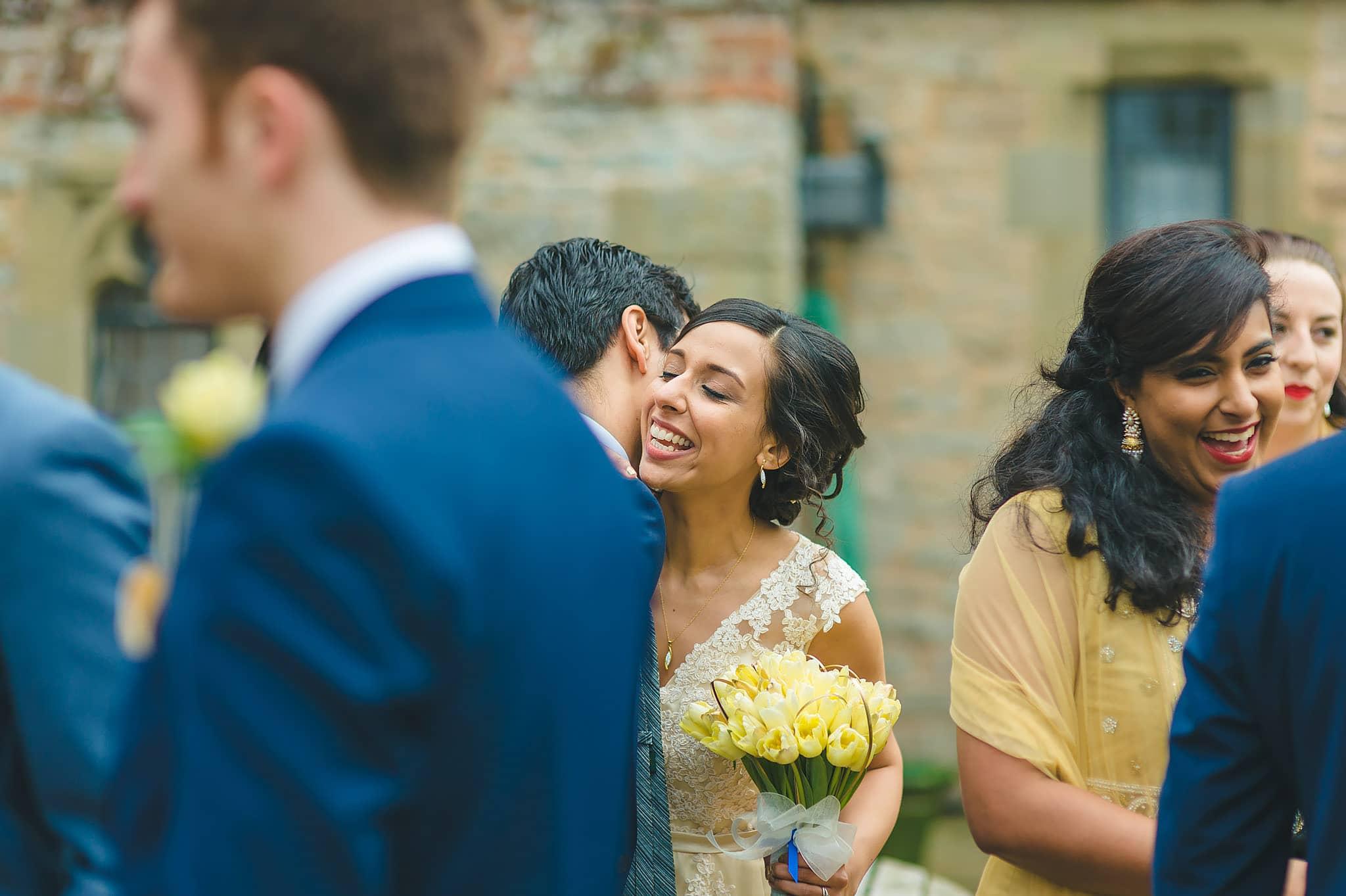 Sheena + Lee | Birtsmorton Court Wedding 49