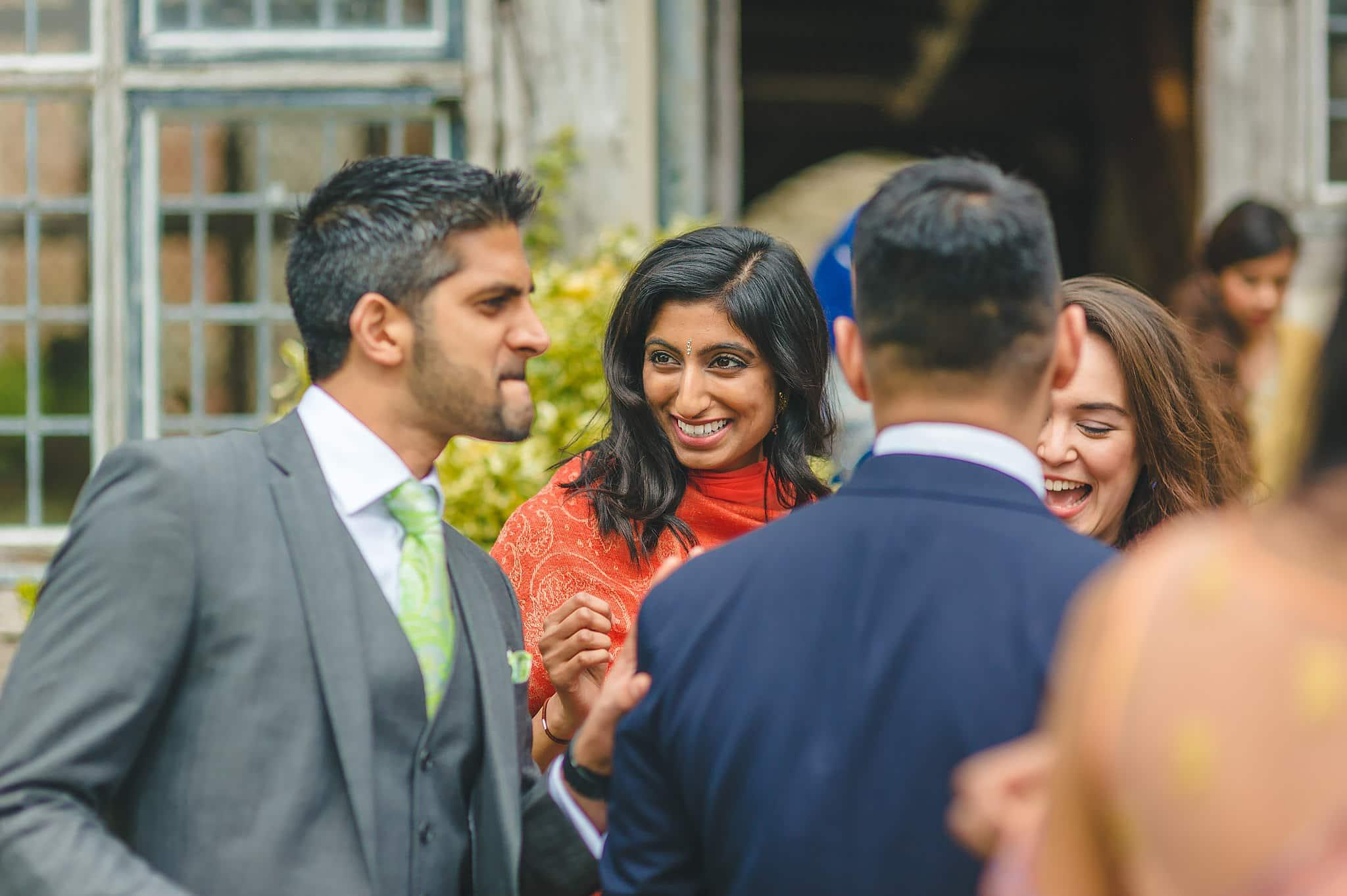 Sheena + Lee | Birtsmorton Court Wedding 52