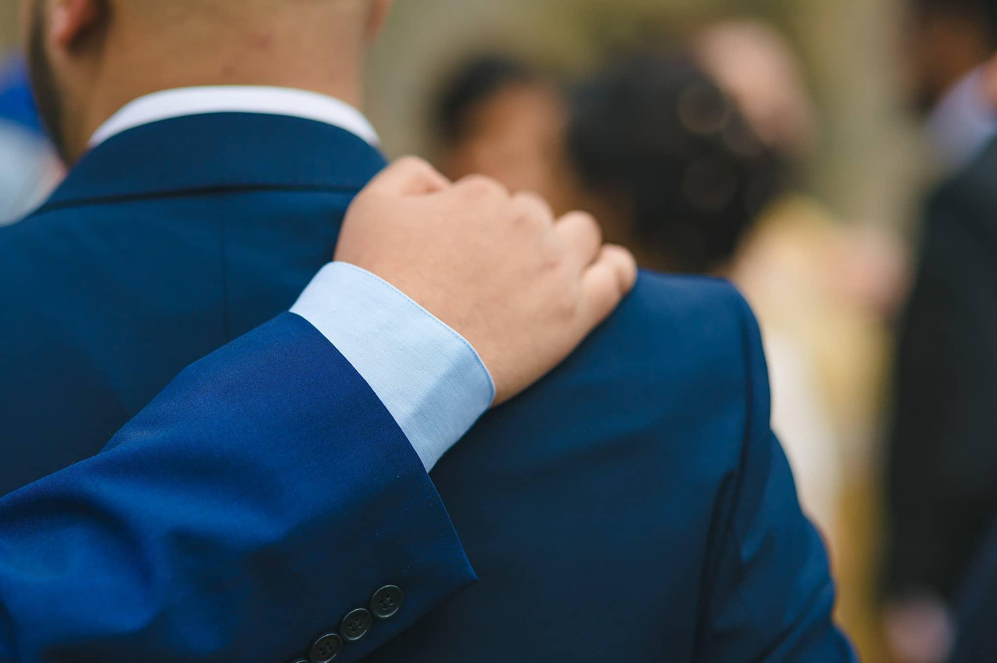 Sheena + Lee | Birtsmorton Court Wedding 58