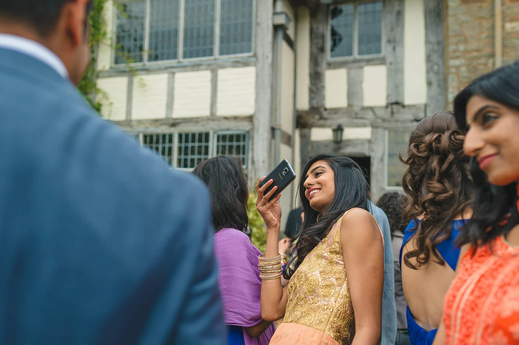 Sheena + Lee | Birtsmorton Court Wedding 63