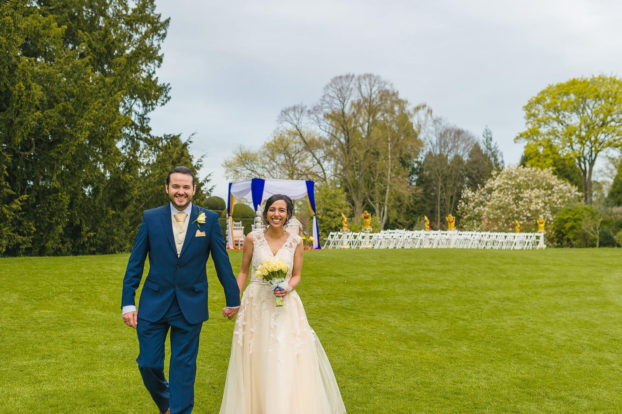 Sheena + Lee | Birtsmorton Court Wedding 69