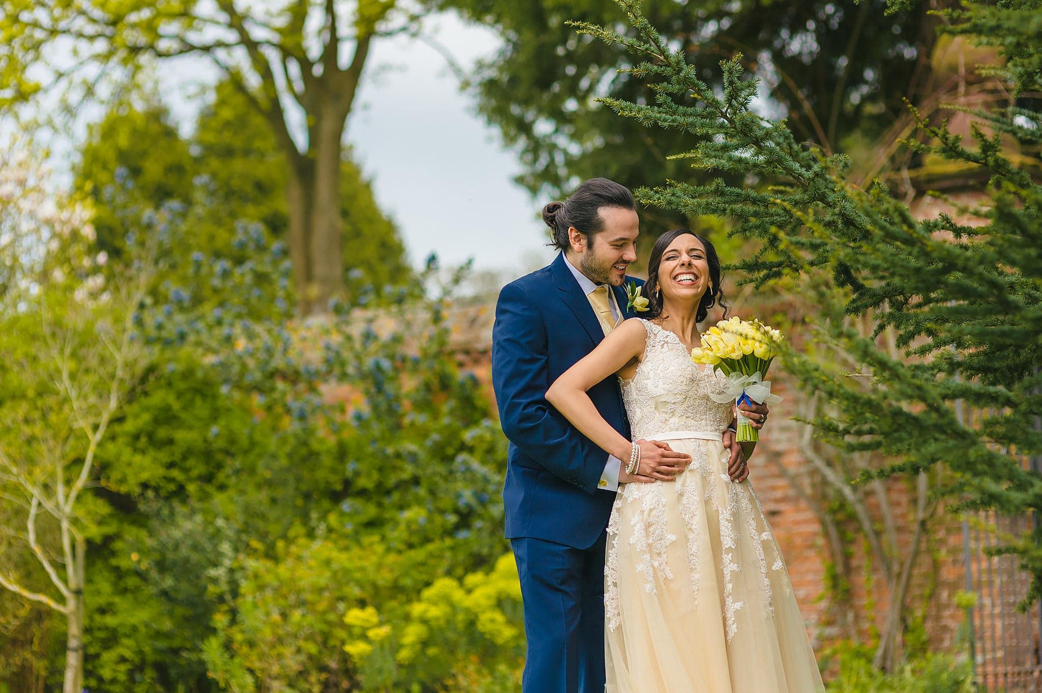 Sheena + Lee | Birtsmorton Court Wedding 73