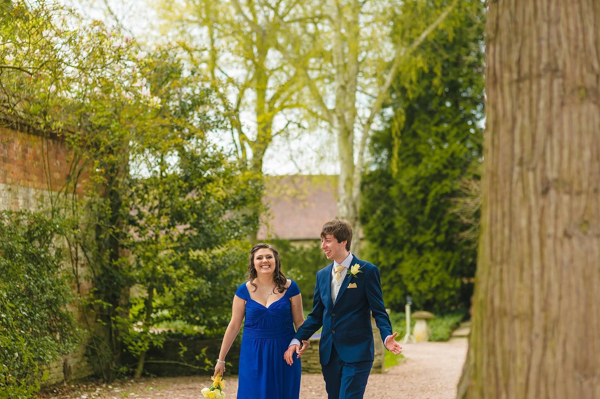 Sheena + Lee | Birtsmorton Court Wedding 75