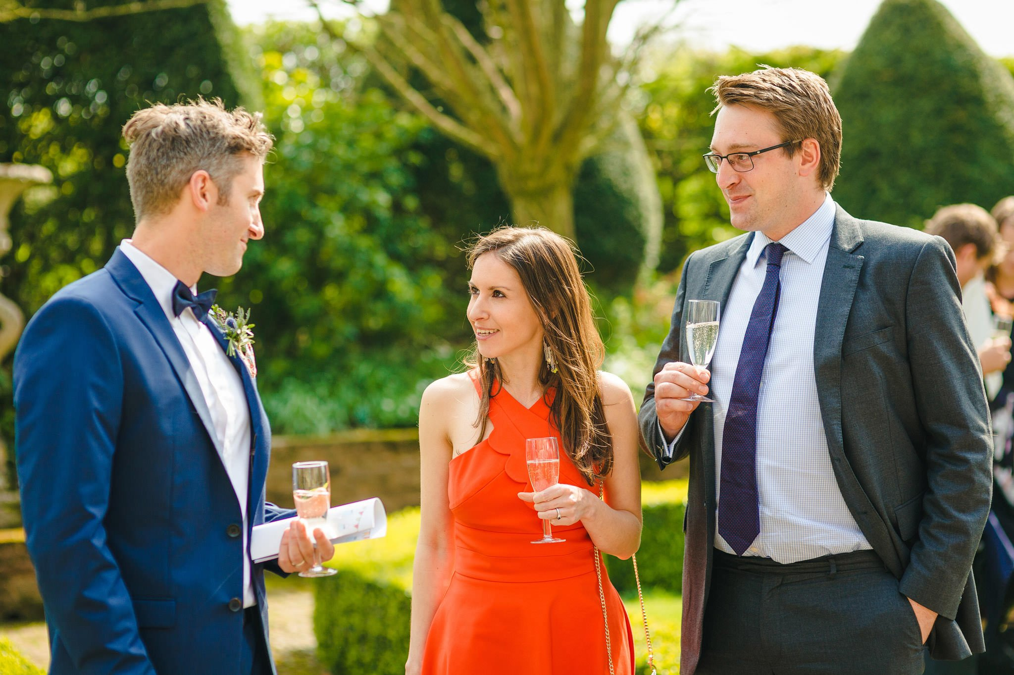 Tom + Shadi   Dewsall Court Wedding 104