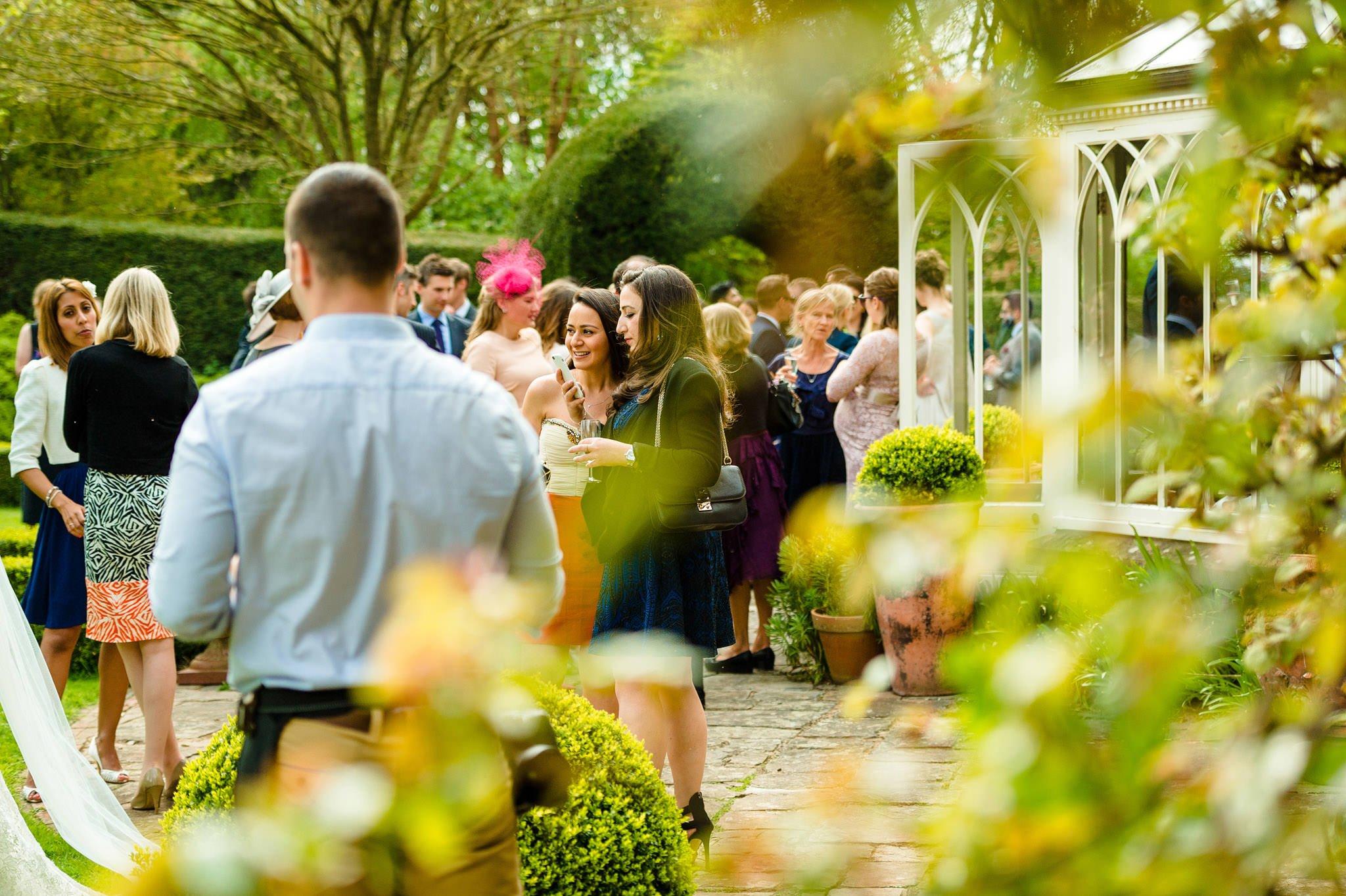 Tom + Shadi   Dewsall Court Wedding 120