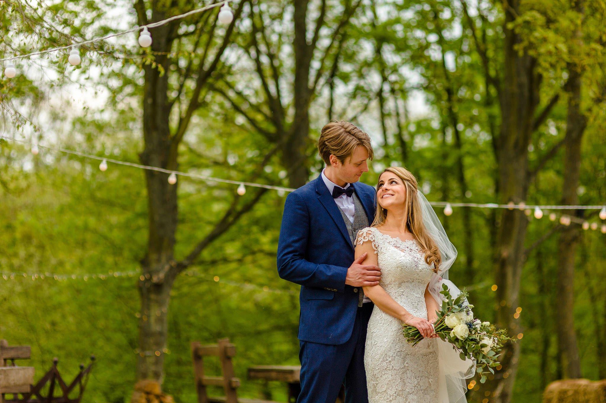 Tom + Shadi   Dewsall Court Wedding 138