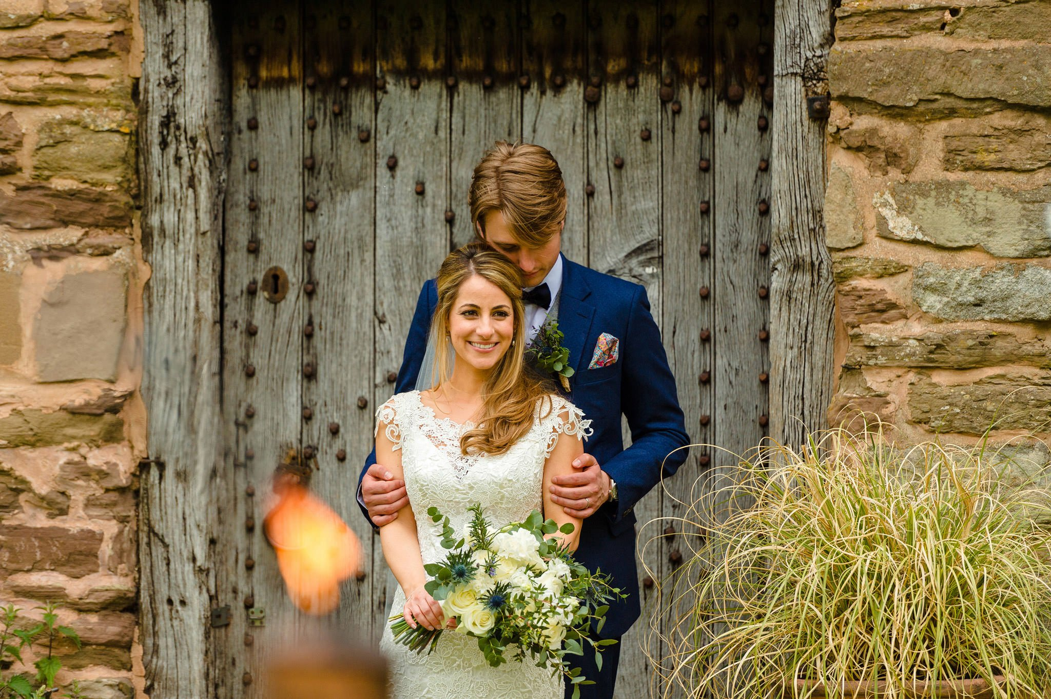 Tom + Shadi   Dewsall Court Wedding 136