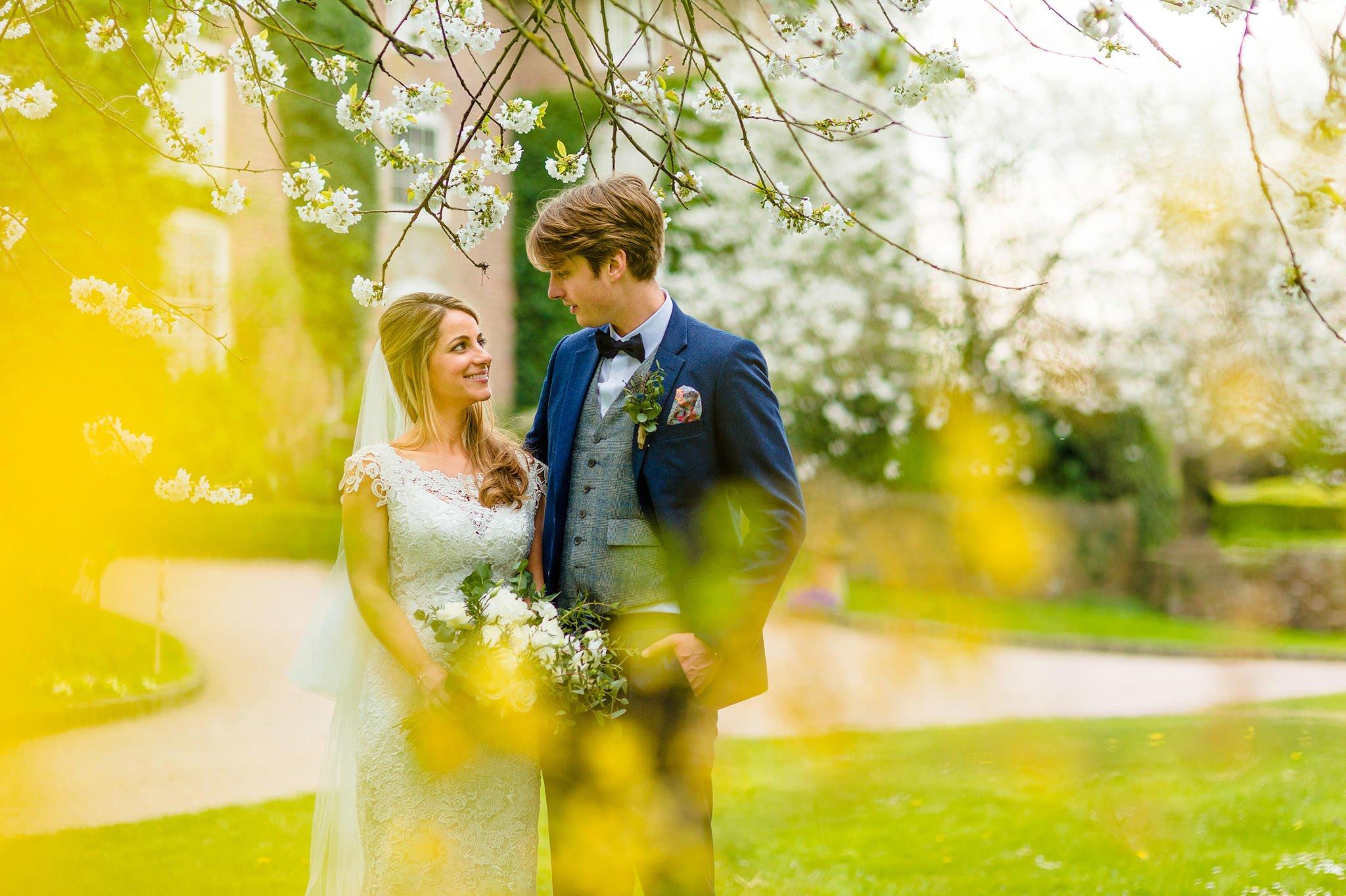 Tom + Shadi   Dewsall Court Wedding 142