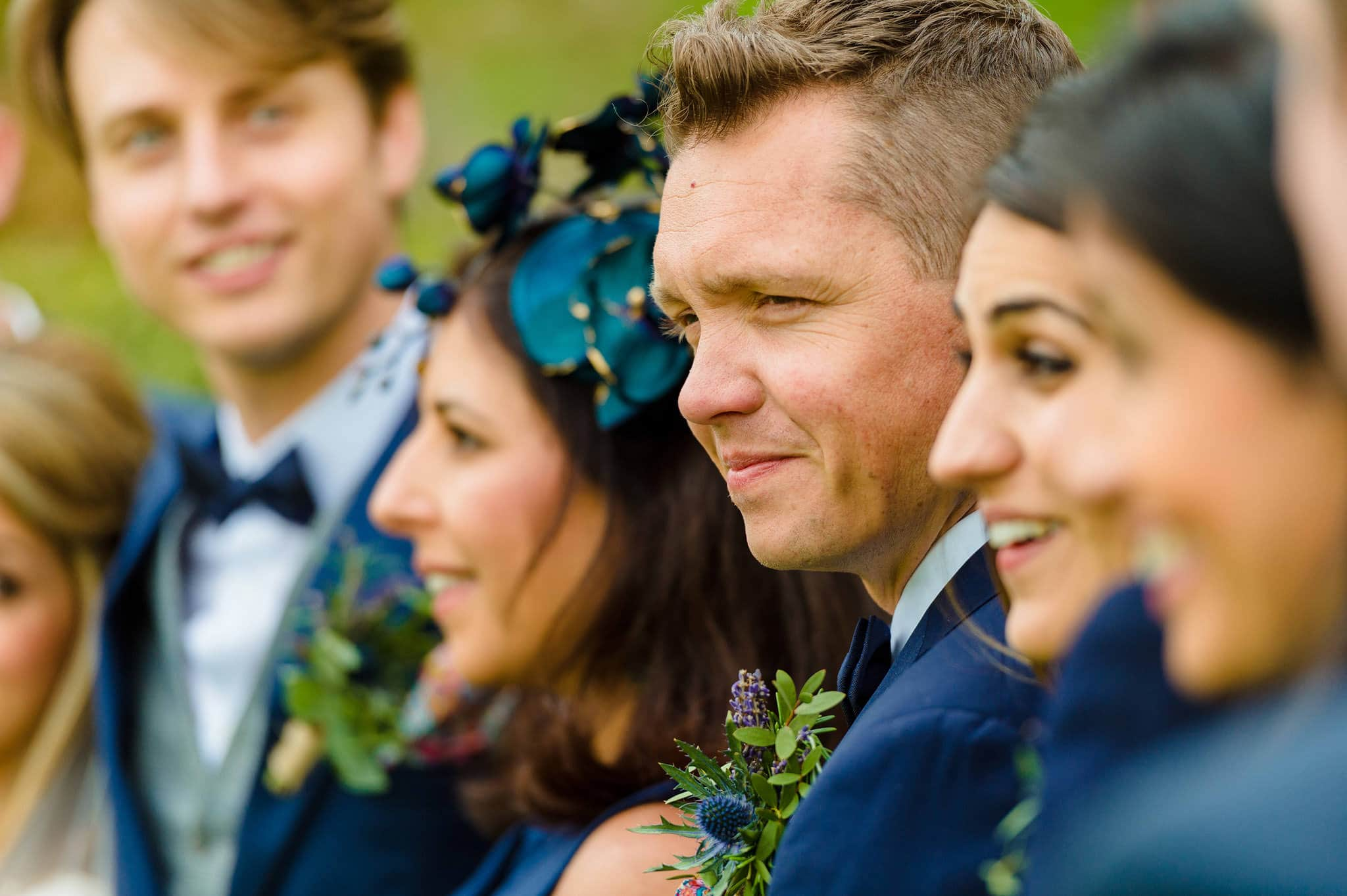 Tom + Shadi   Dewsall Court Wedding 134