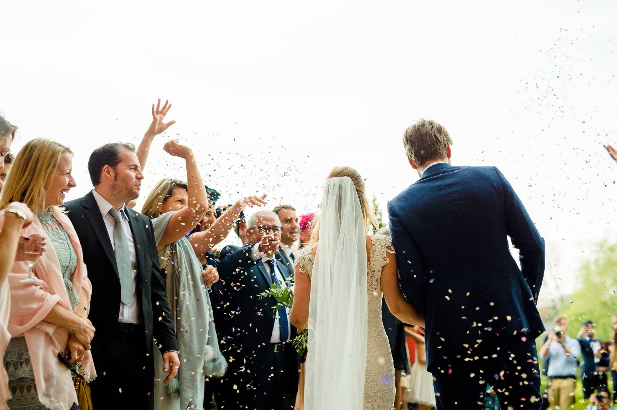 Tom + Shadi   Dewsall Court Wedding 167