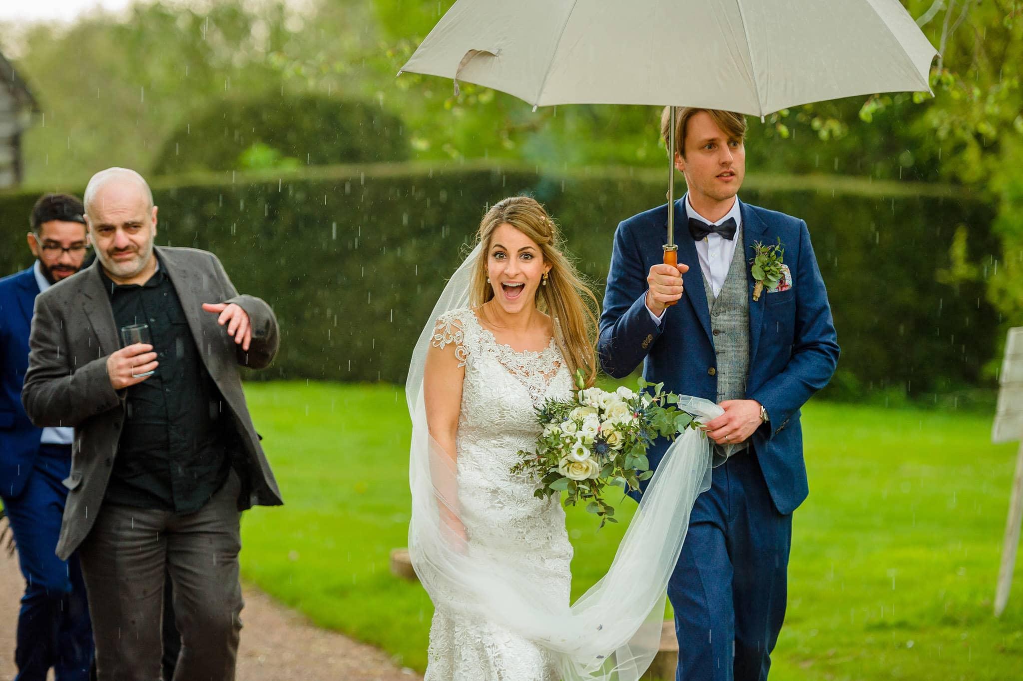 Tom + Shadi   Dewsall Court Wedding 176